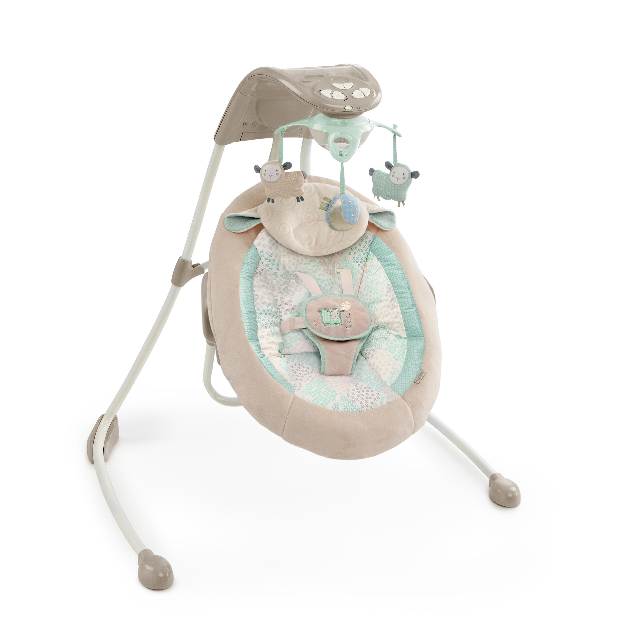InLighten Cradling Swing™ - Lullaby Lamb™