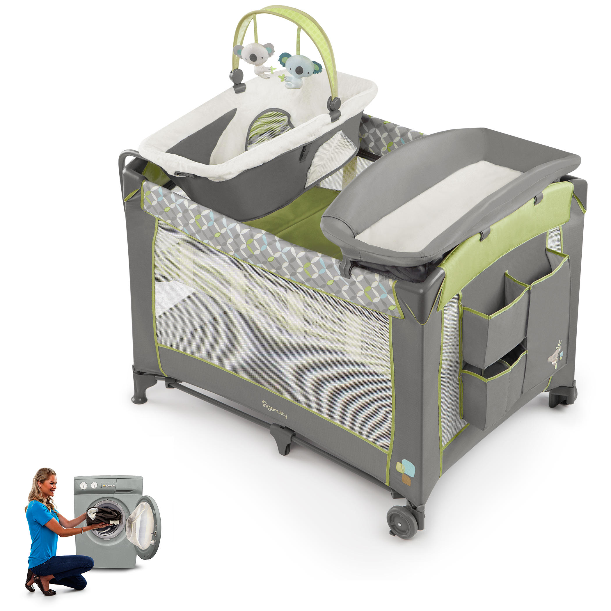 Smart and Simple Playard™ - Brighton™