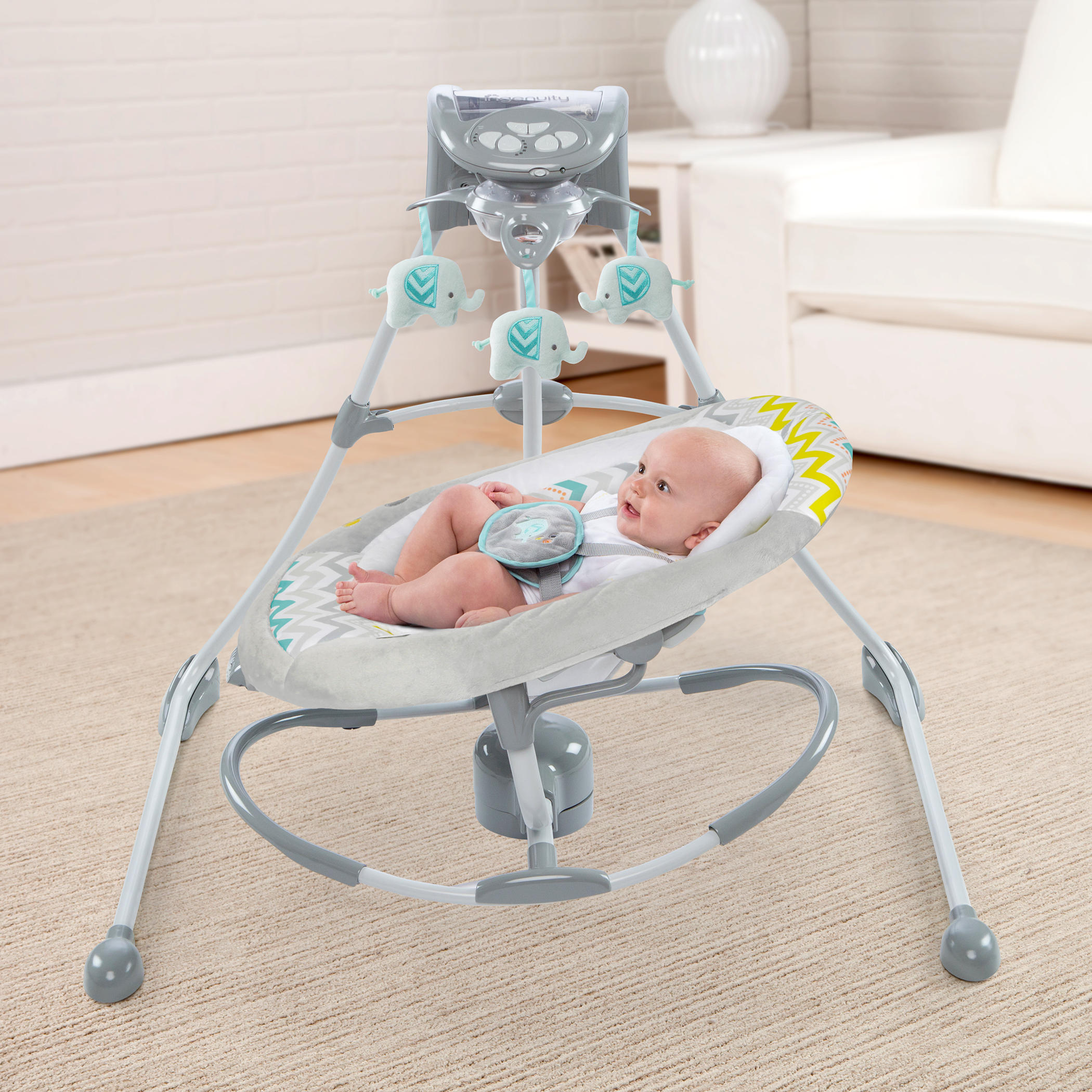 InLighten Cradling Swing & Rocker™ - Avondale™
