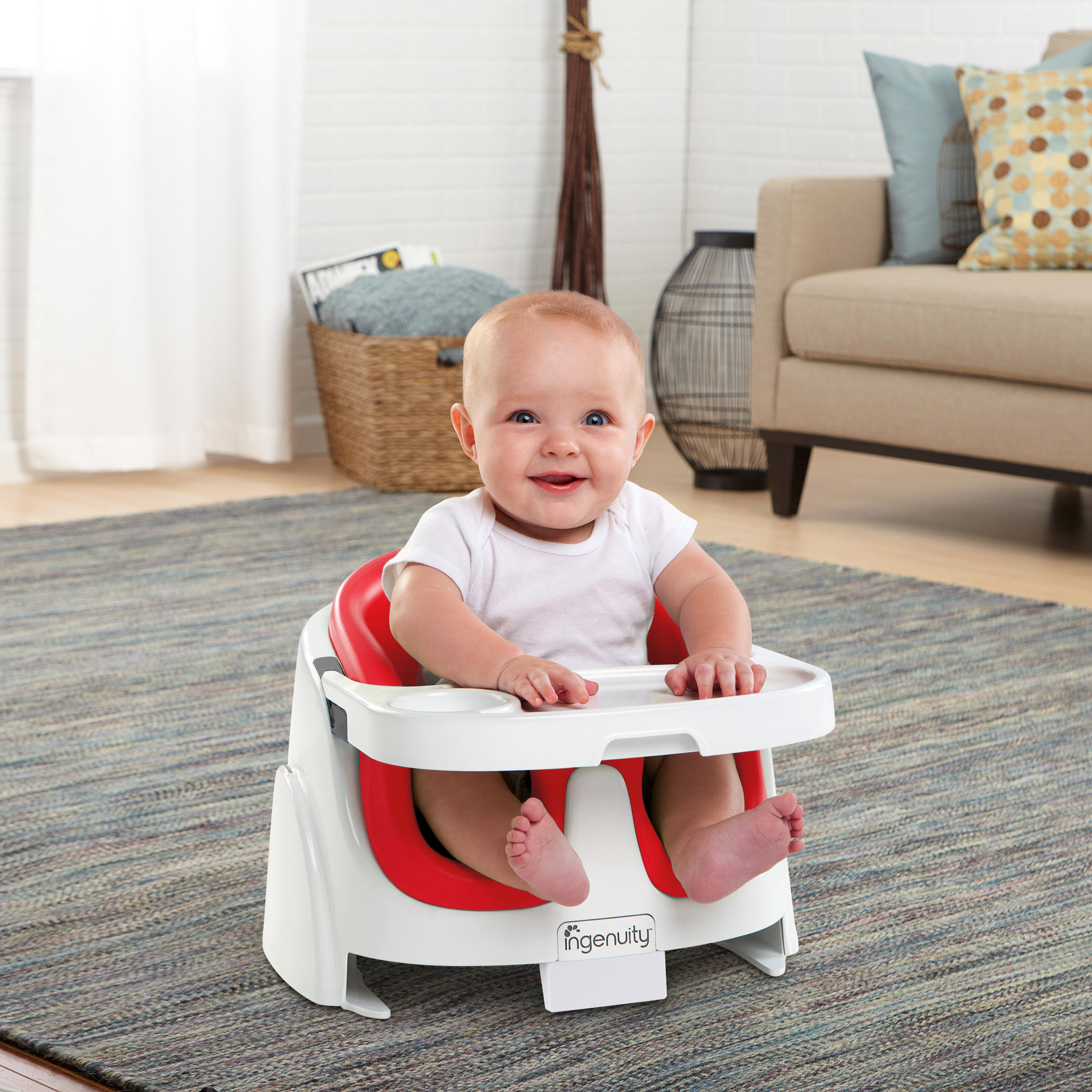 Baby Base 2-in-1™ Seat - Poppy