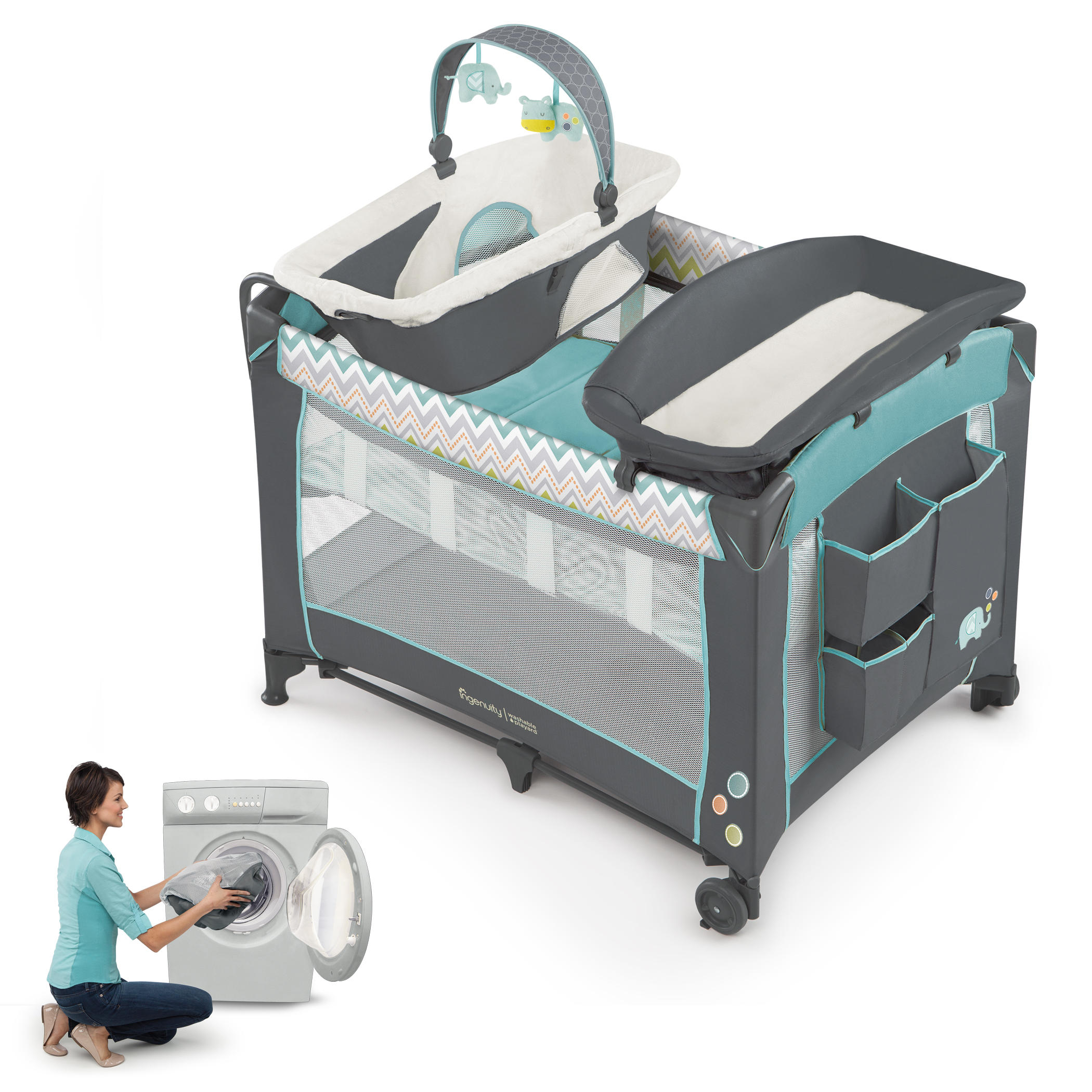 Smart and Simple Playard™ - Avondale™
