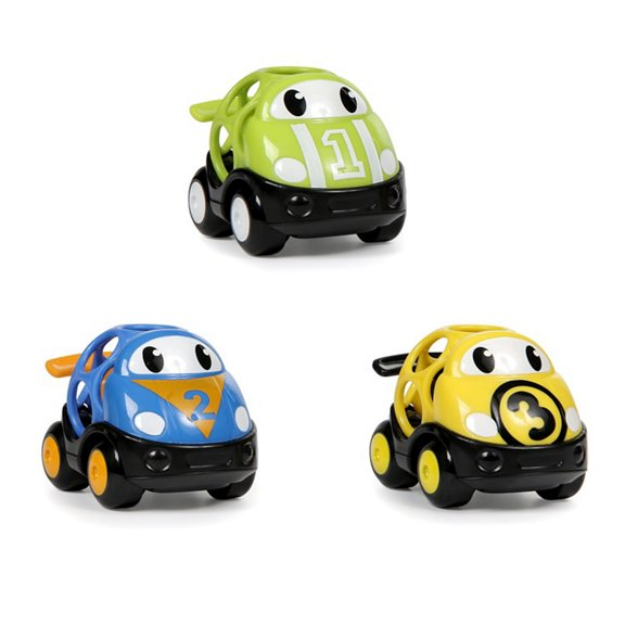 Go Grippers™ Vehicles – Race Car 3 Pack
