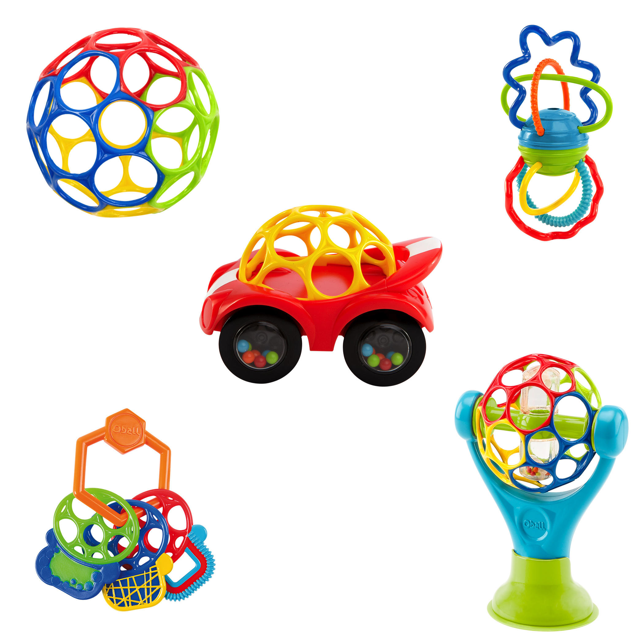 Grip, Click & Rattle Gift Set™
