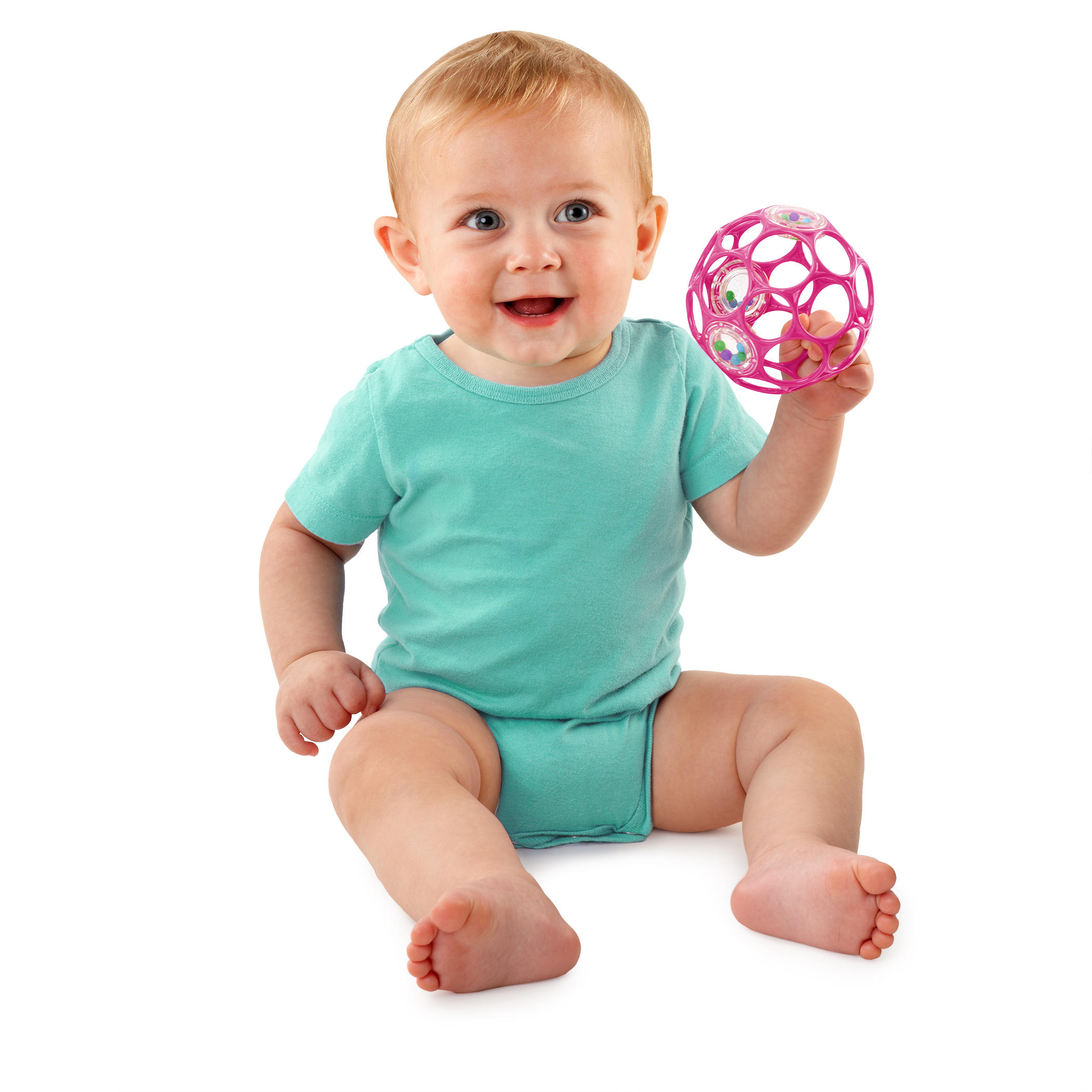 Oball™ Rattle™ - Pink