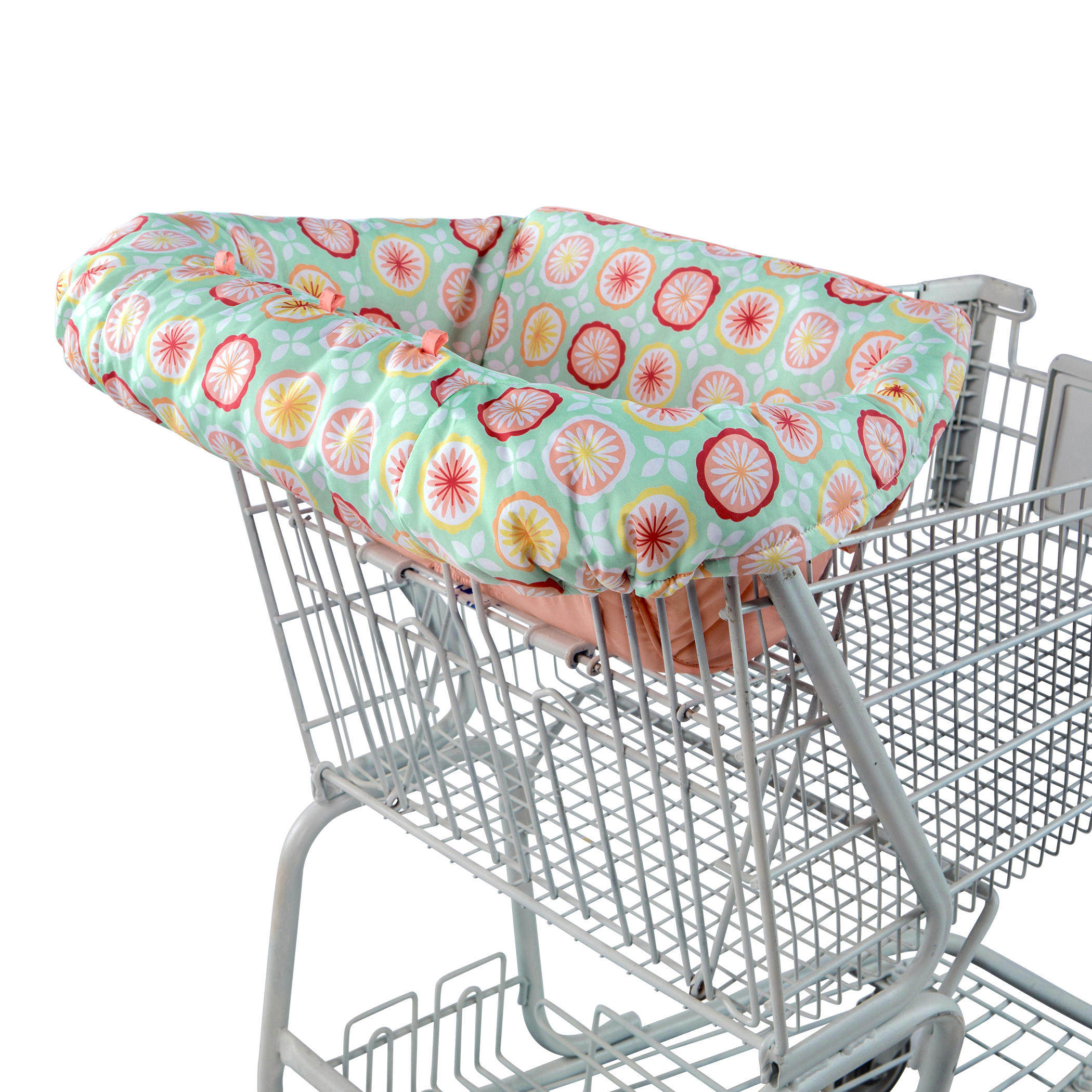 Cozy Cart Cover - Pink Posies™