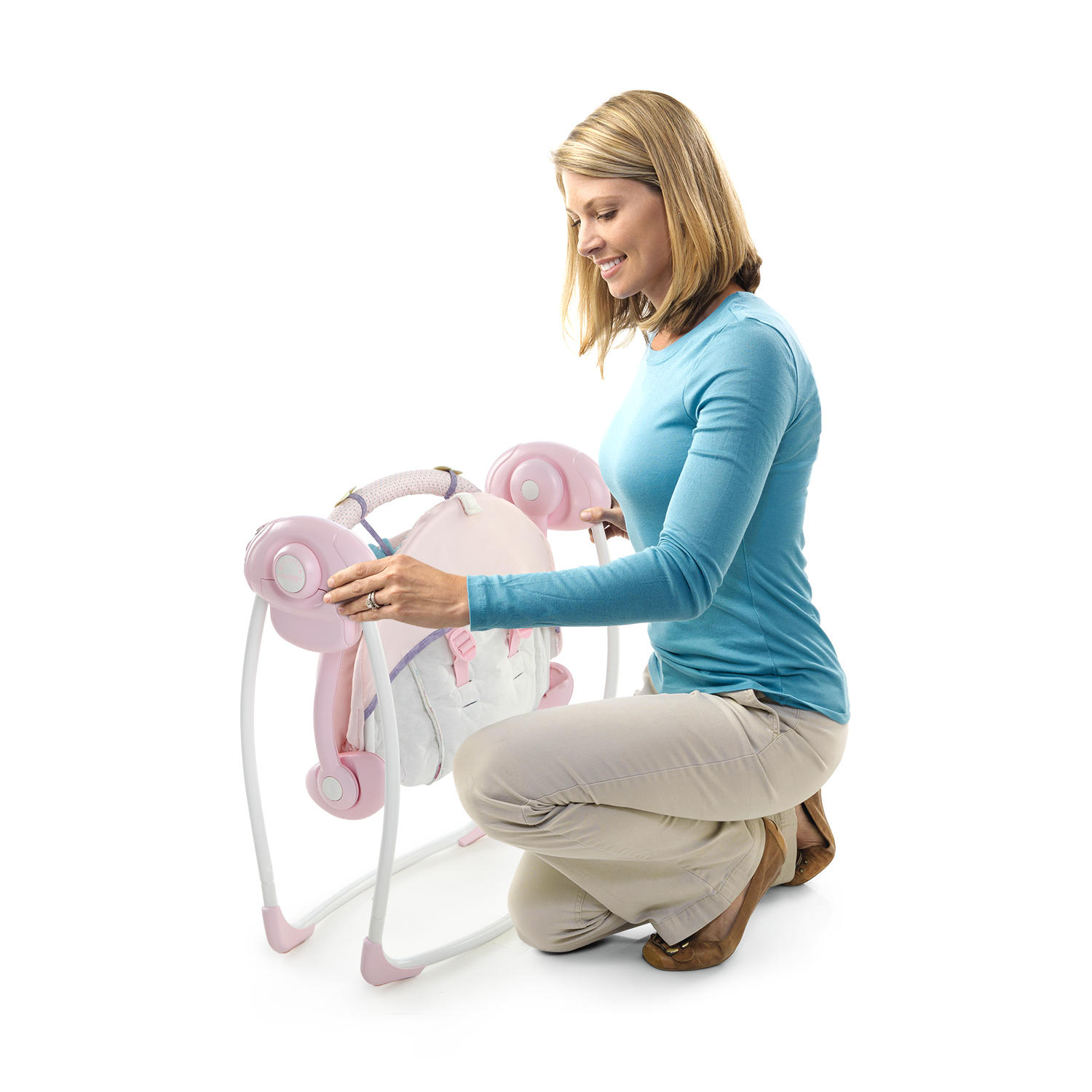 Penelope Petals™ Portable Swing
