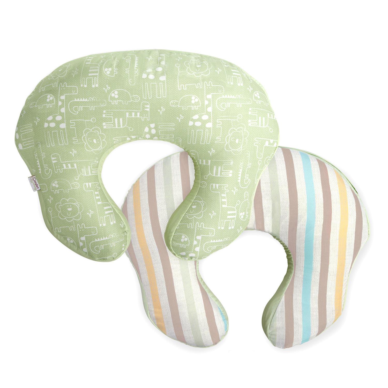 mombo™ Nursing Pillow Slipcover - Doodle Daze™
