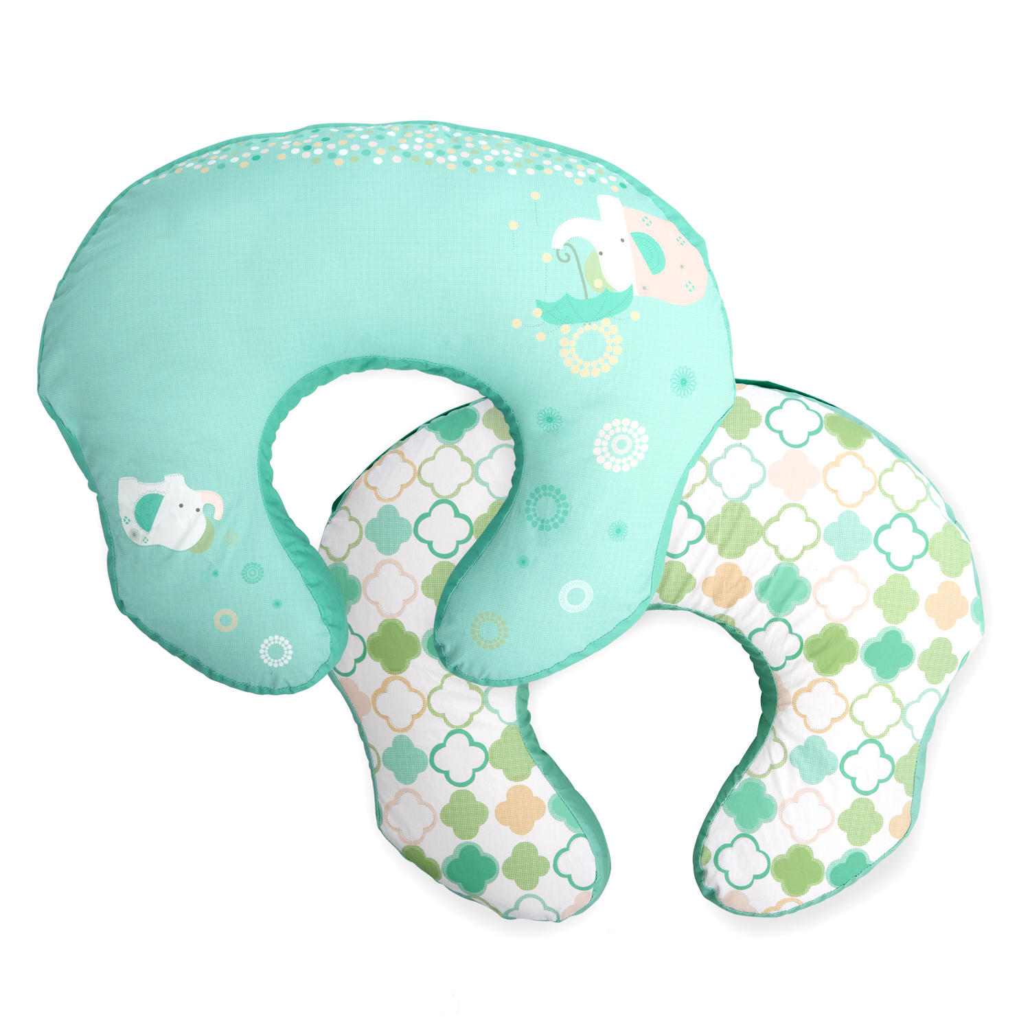 mombo™ Nursing Pillow Slipcover - Jubilee Showers™