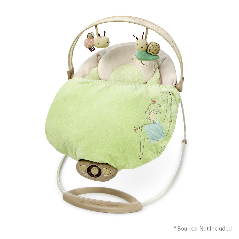 Snuggle Stay Swing and Bouncer Blanket - Za Za Zoo™