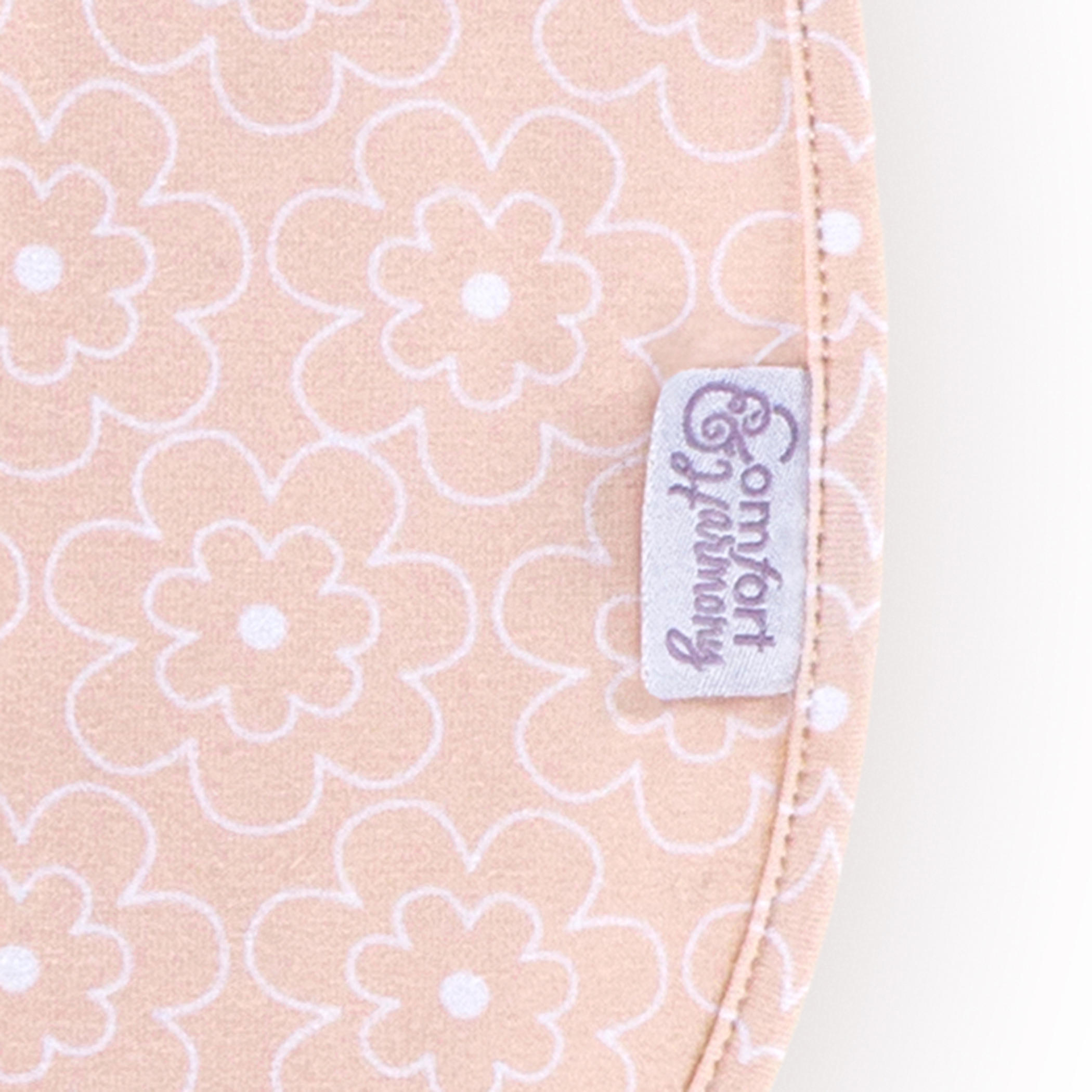 Woombie™ Perfect Peanut Swaddle™ - Dozing Daisies™ - 0-3 Months