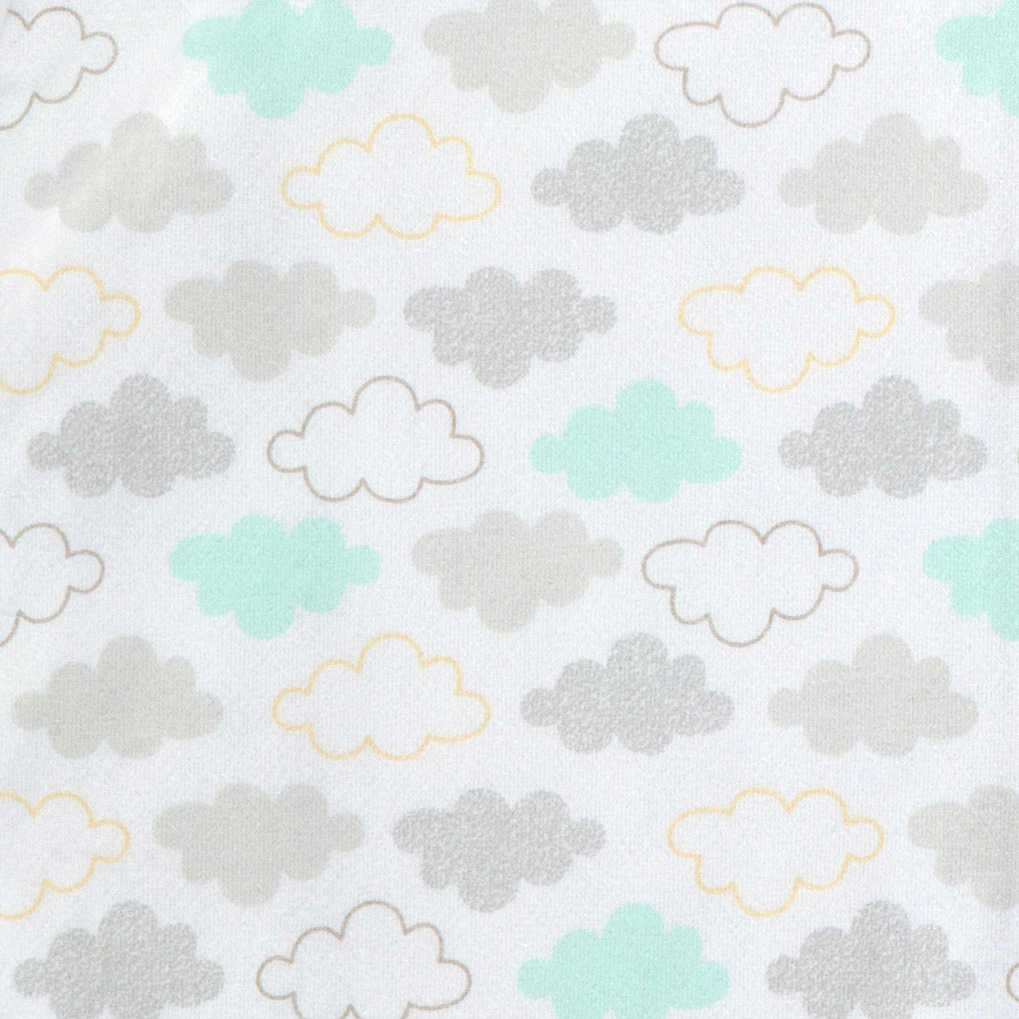 Peanut Sleeping Bag™ - Cozy Clouds™ - Small