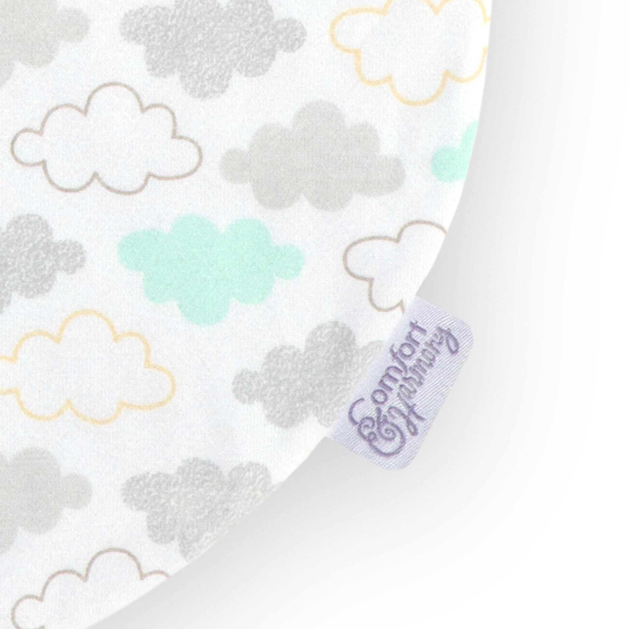 Peanut Sleeping Bag™ - Cozy Clouds™ - Medium