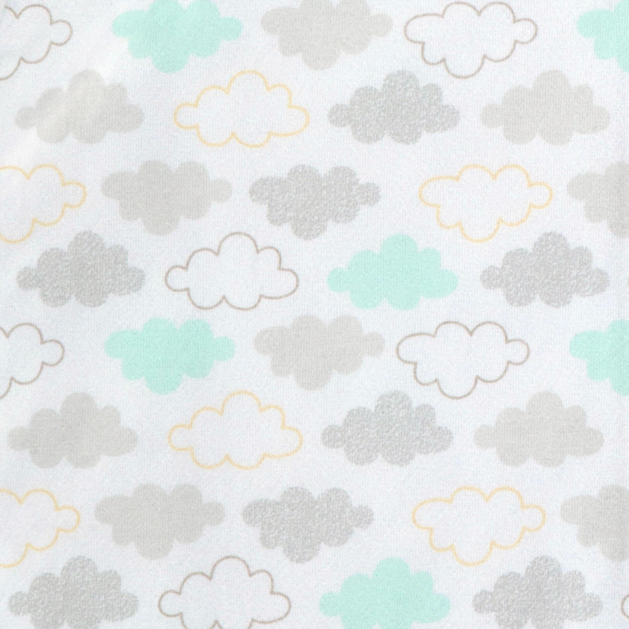 Peanut Sleeping Bag™ - Cozy Clouds™ - Large