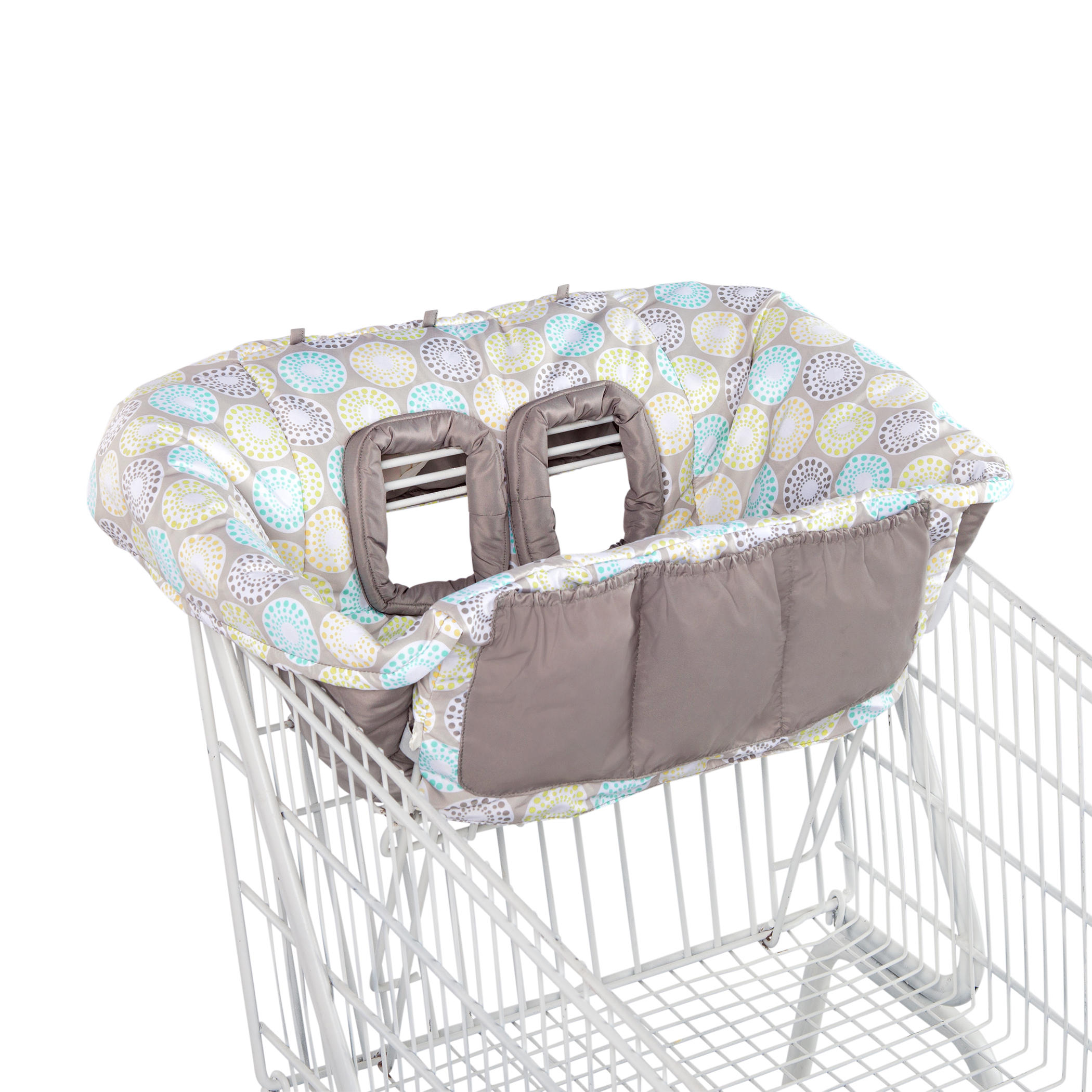 Cozy Cart Cover™ - Chocolate Circles™