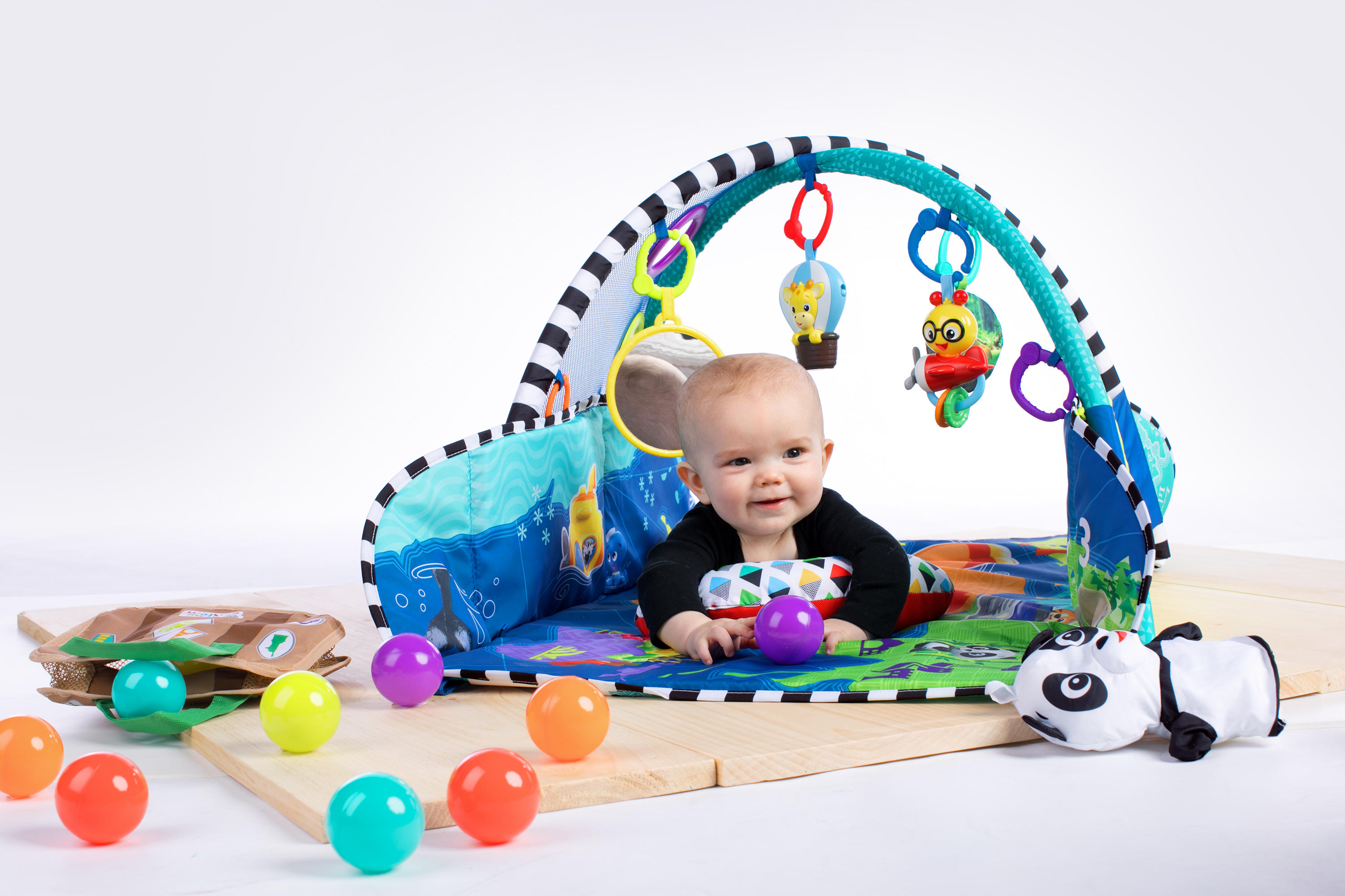 Journey of Discovery™ 5-in-1 Playmat