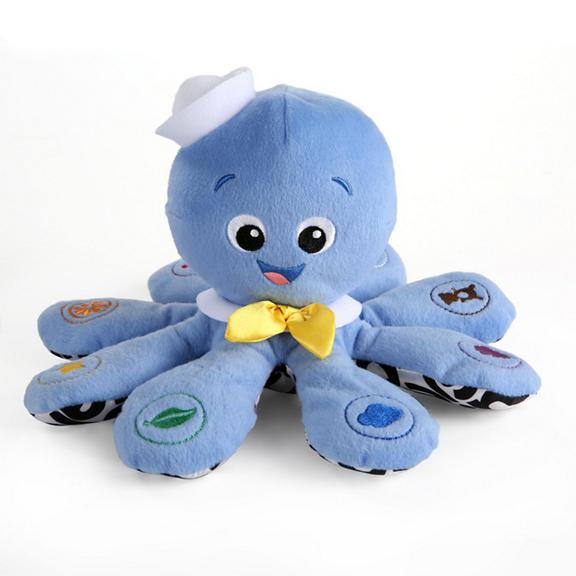 Baby Einstein Musical Toys : Octoplush™ musical toy