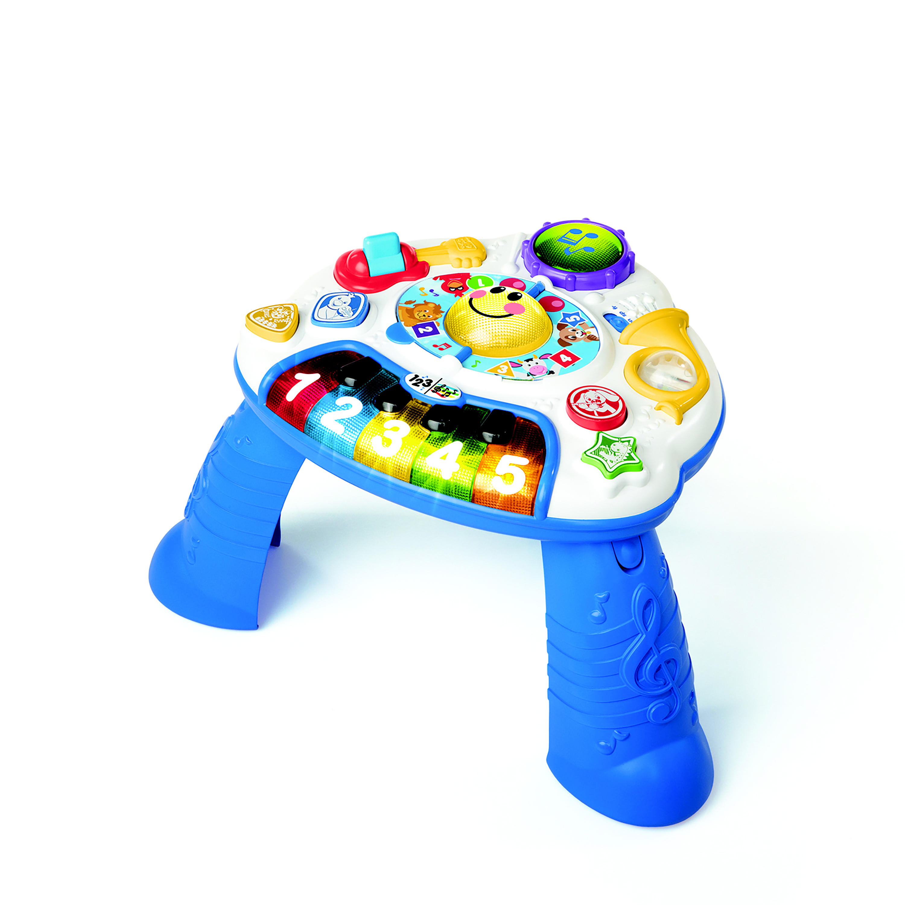 Discovering Music Activity Table™