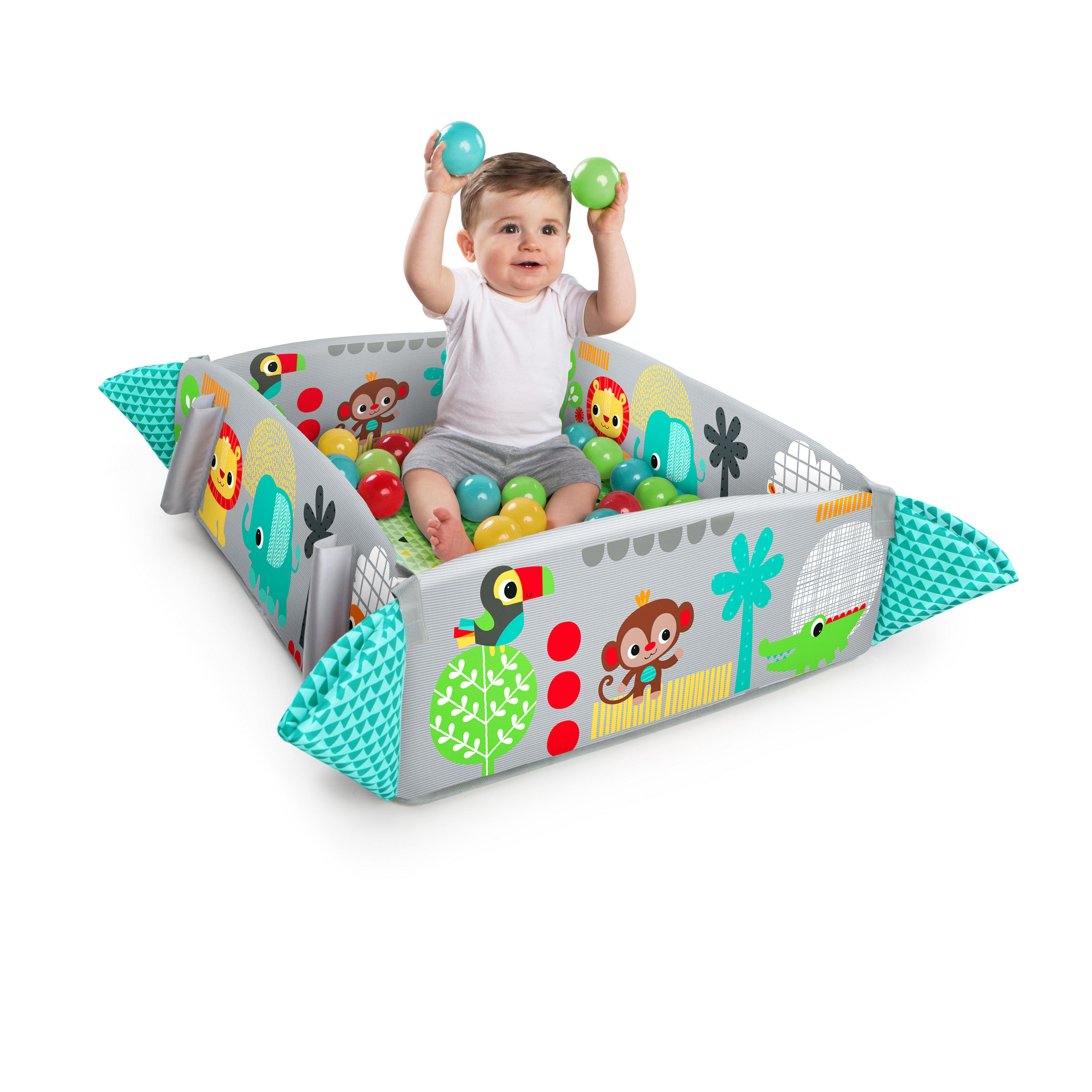 5-in-1 Your Way Ball Play™ Activity Gym