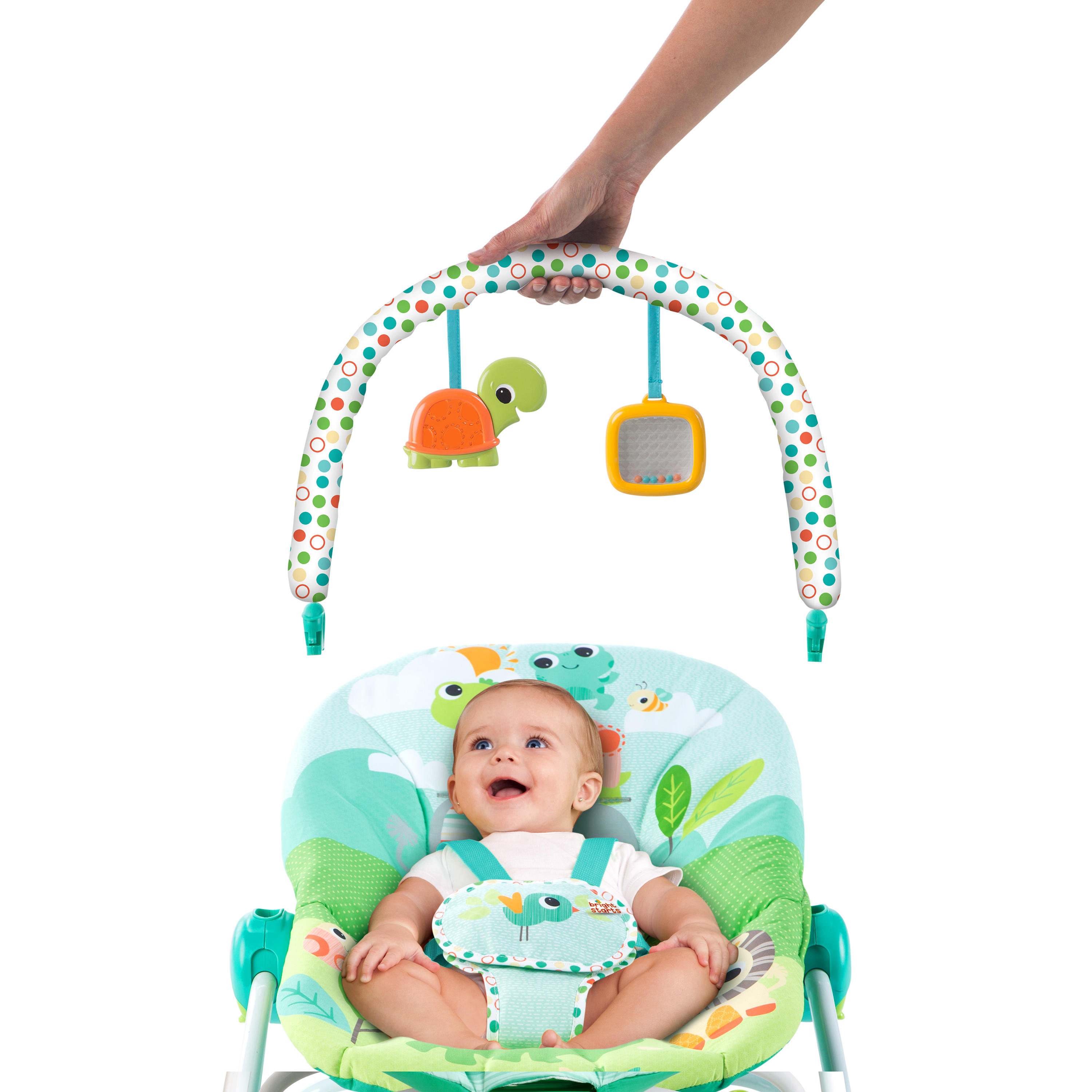 Playful Parade Baby to Big Kid Rocker™