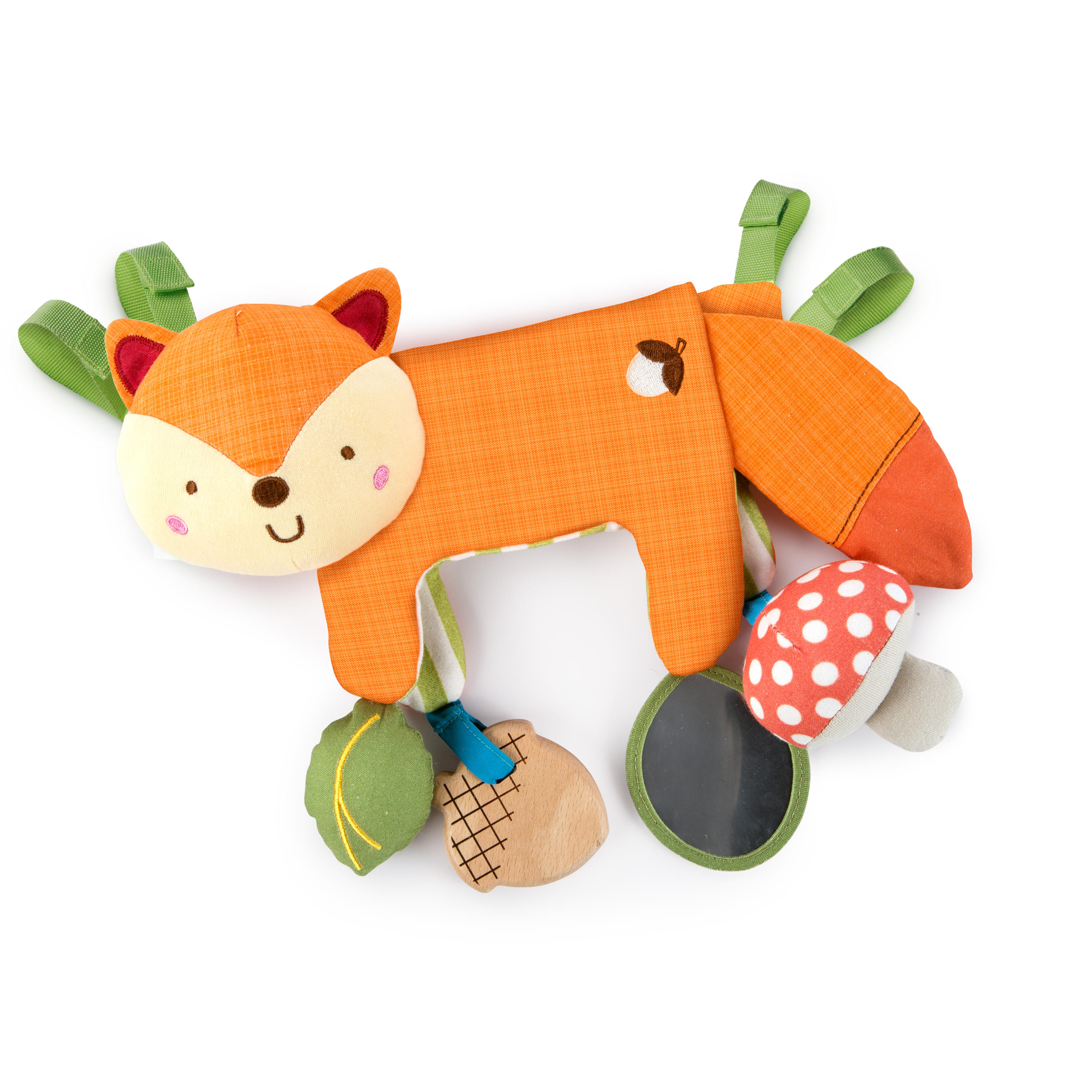 Simply Bright Starts™ 2-in-1 Foxy Forest Toy Bar™