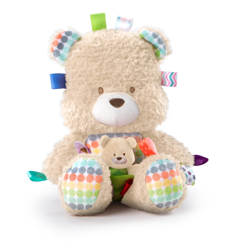 Snuggle & Play Bear™