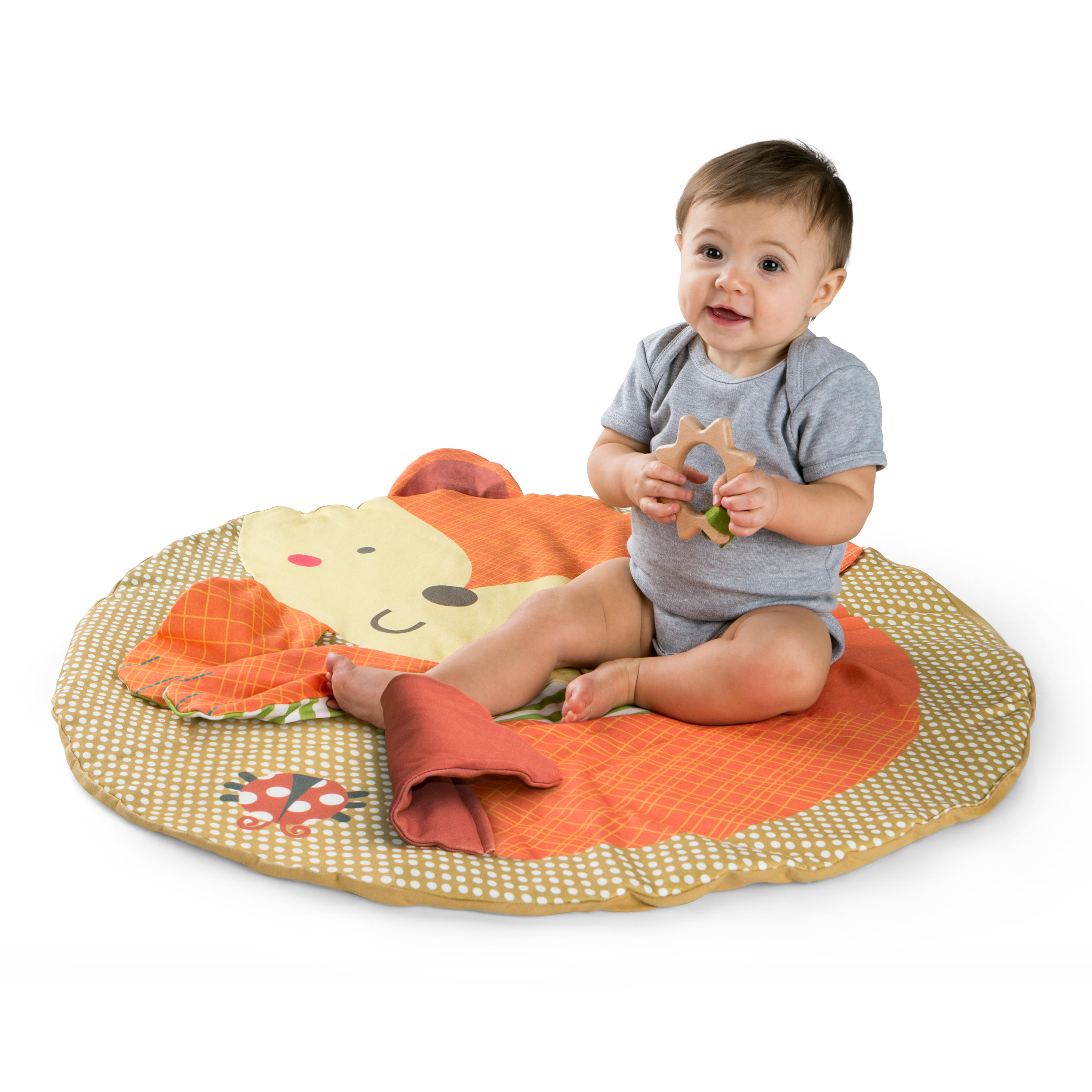 Simply Bright Starts™ Fox & Friends Activity Gym