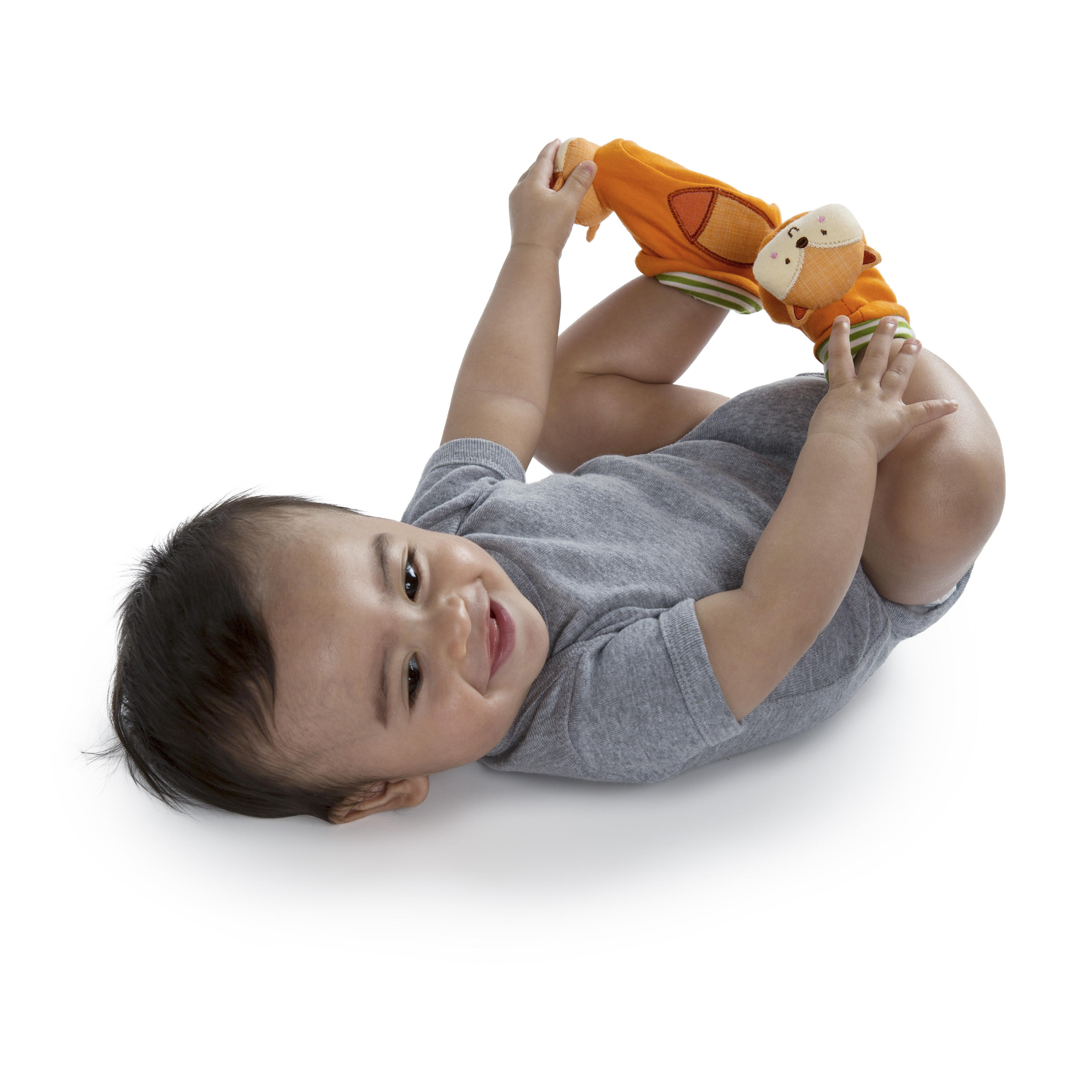 Simply Bright Starts™ Woodland Foot Rattles™