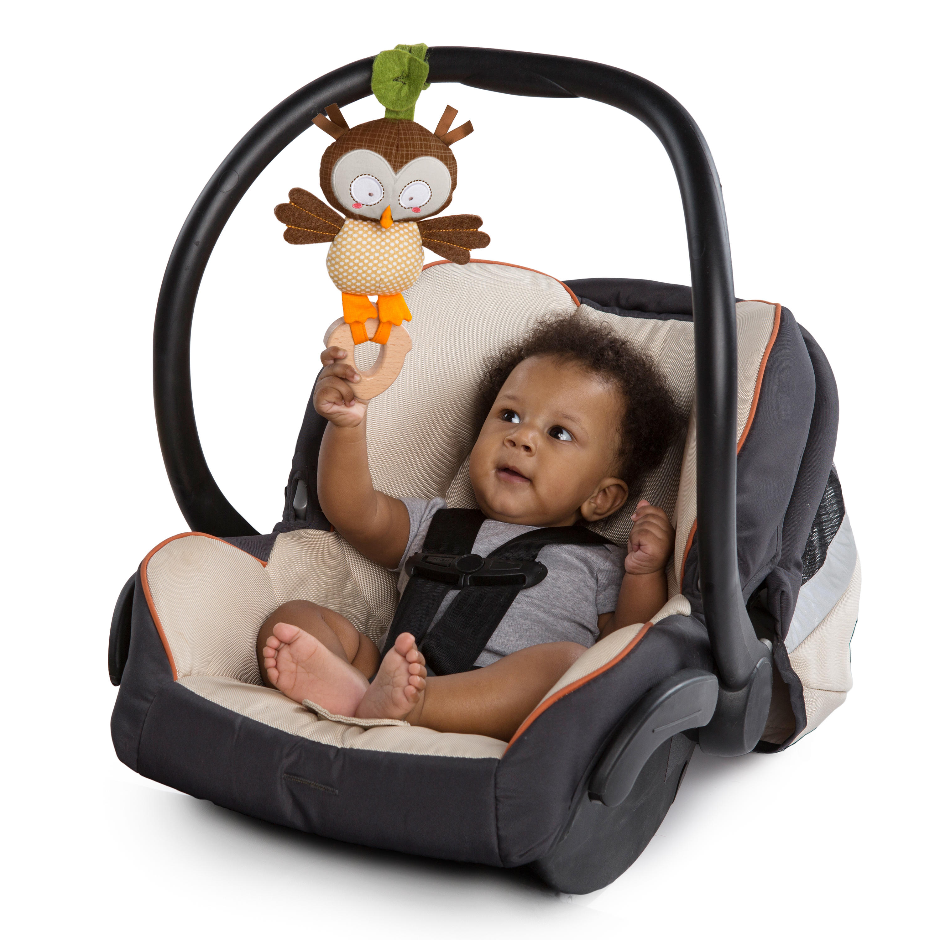 Simply Bright Starts™ Teethe & Take Forest Pal™
