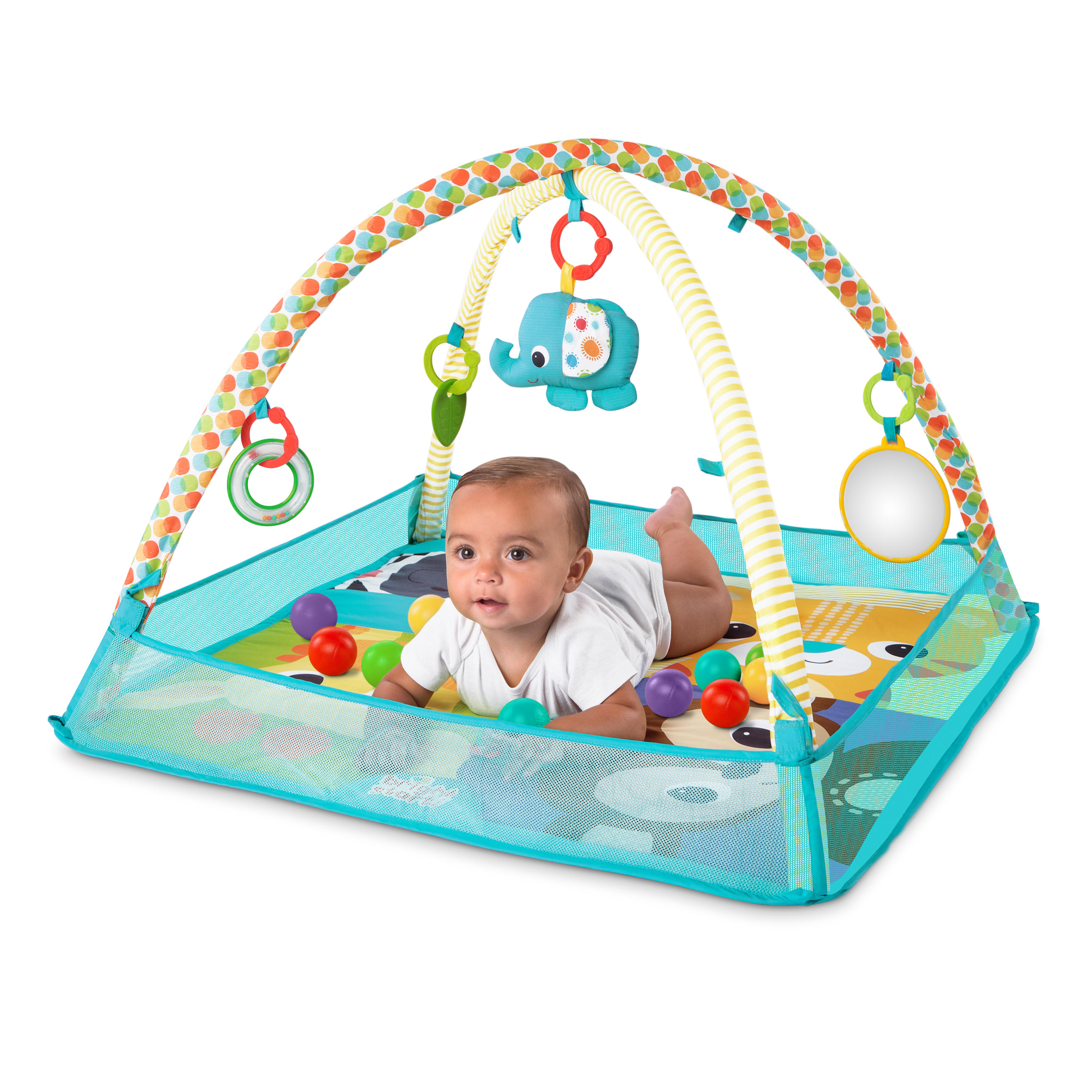 More-in-One Ball Pit Fun