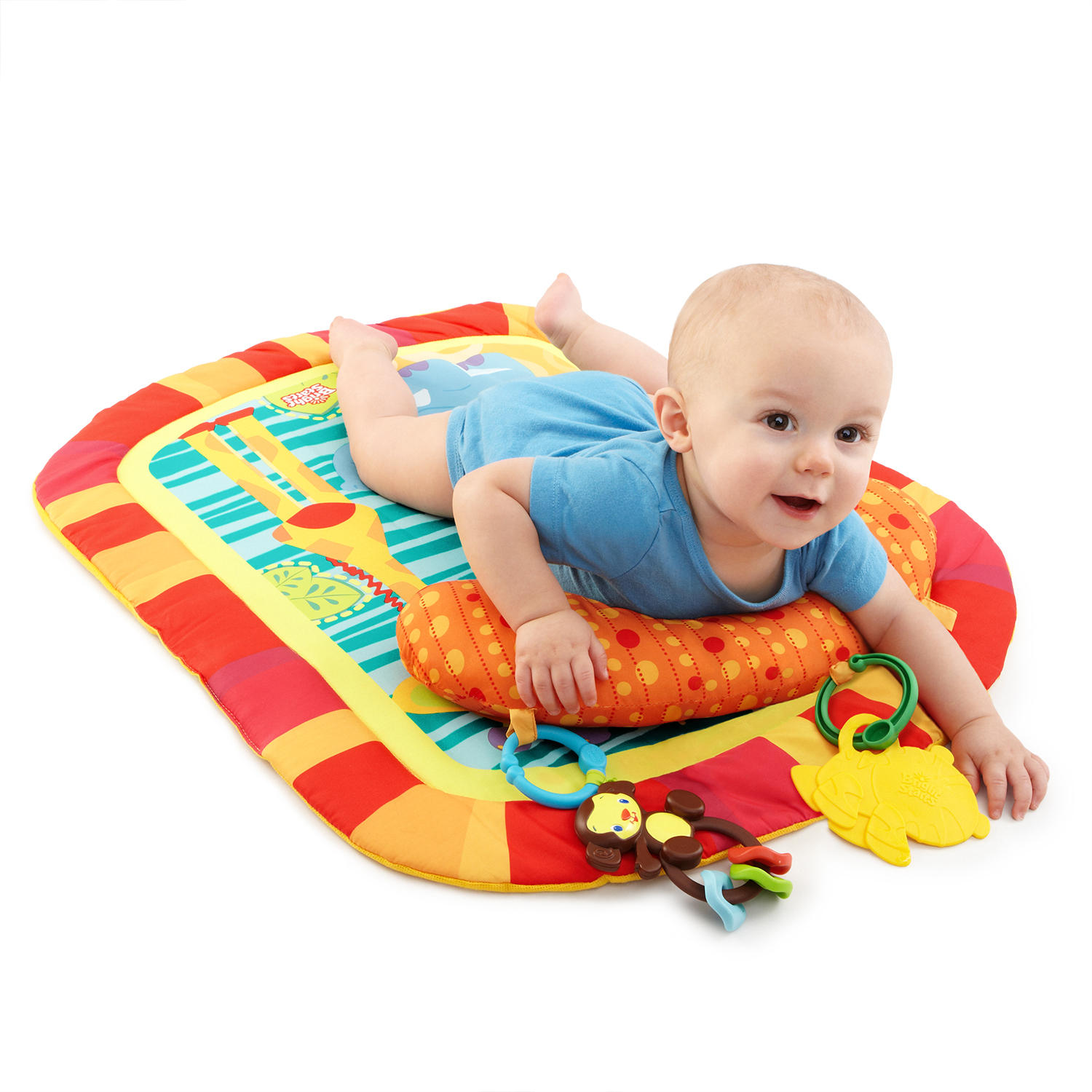 Safari Adventures™ Prop & Play Mat