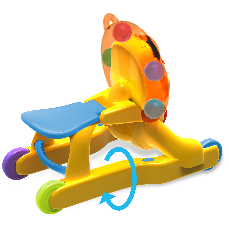 3-in-1 Step 'n Ride Lion™