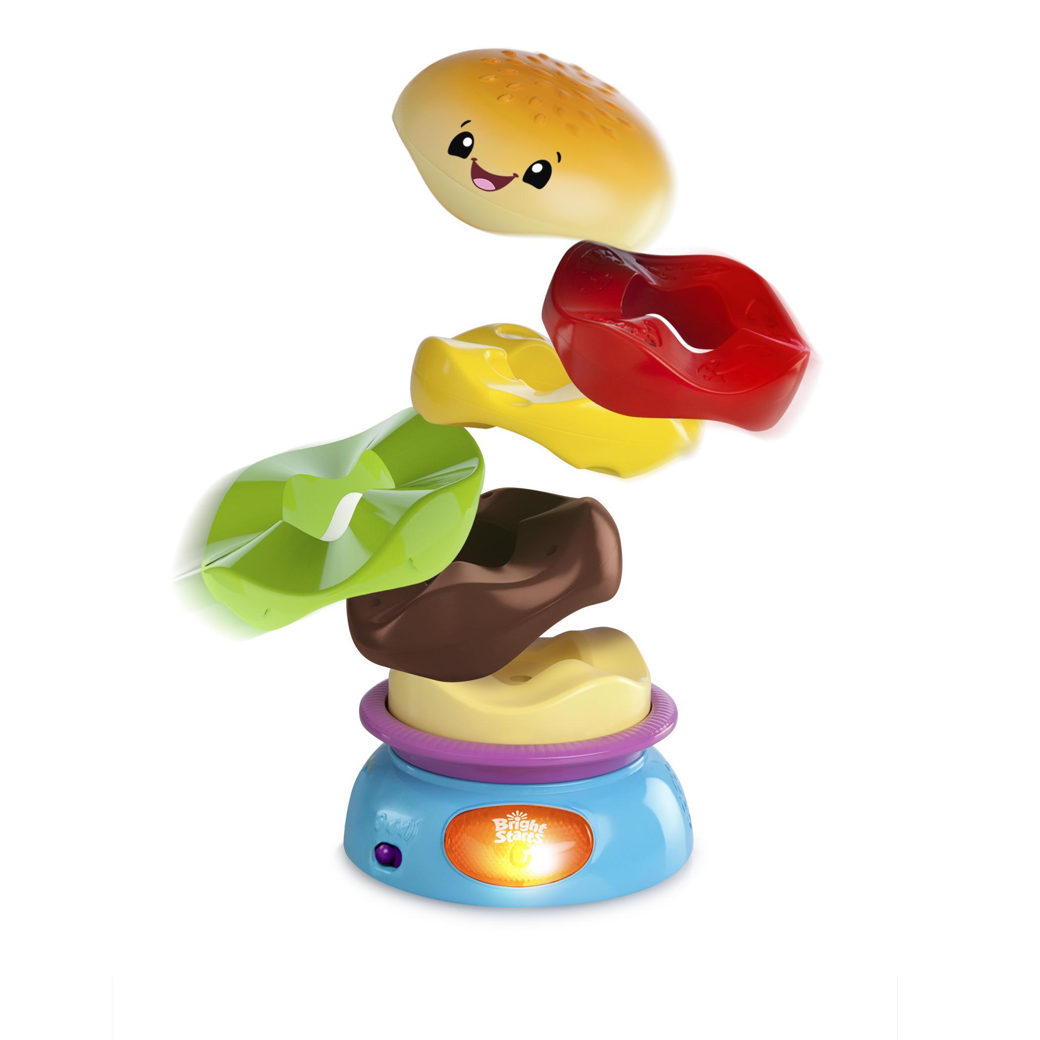 Stack 'n Spin Burger™