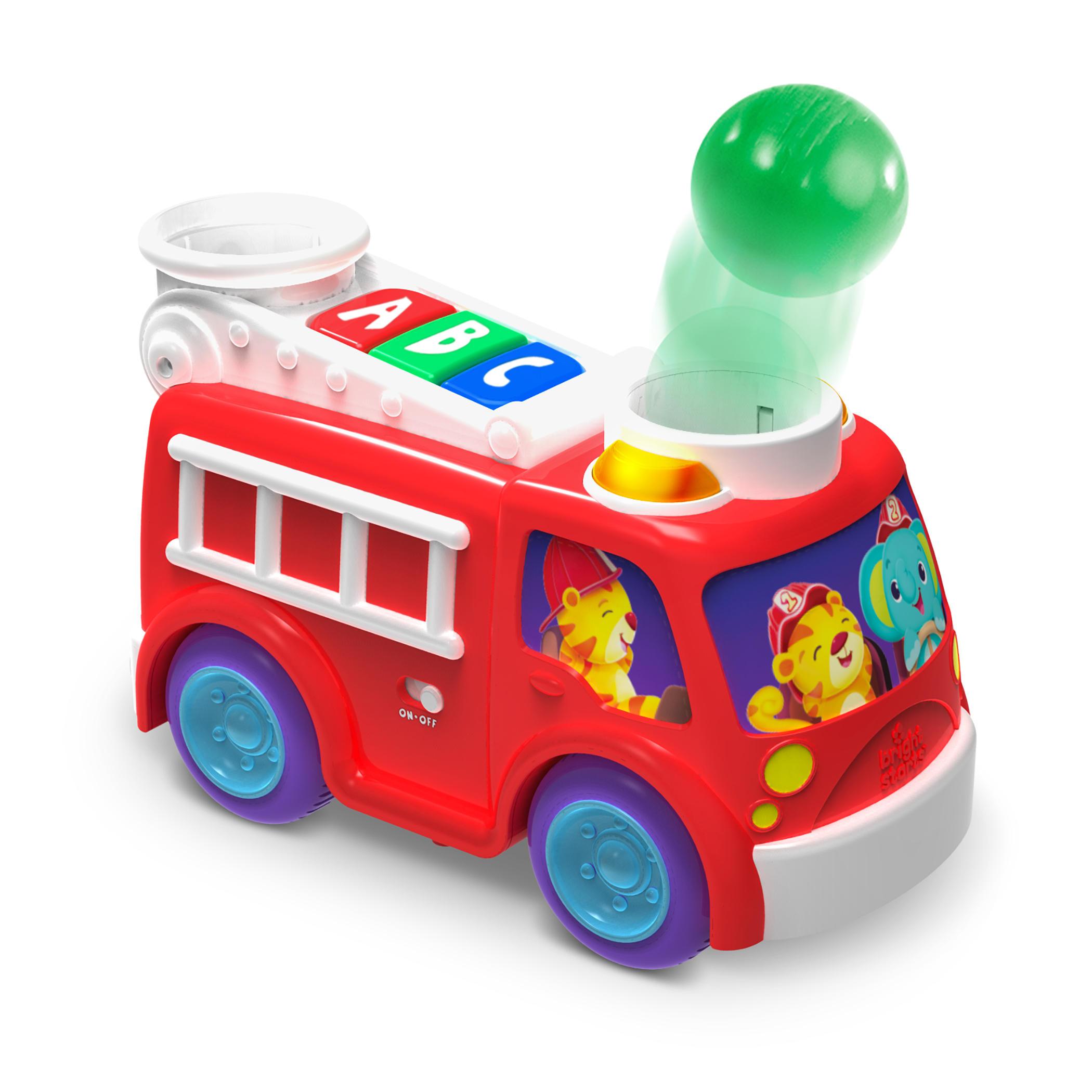 Roll & Pop Fire Truck™ Toy
