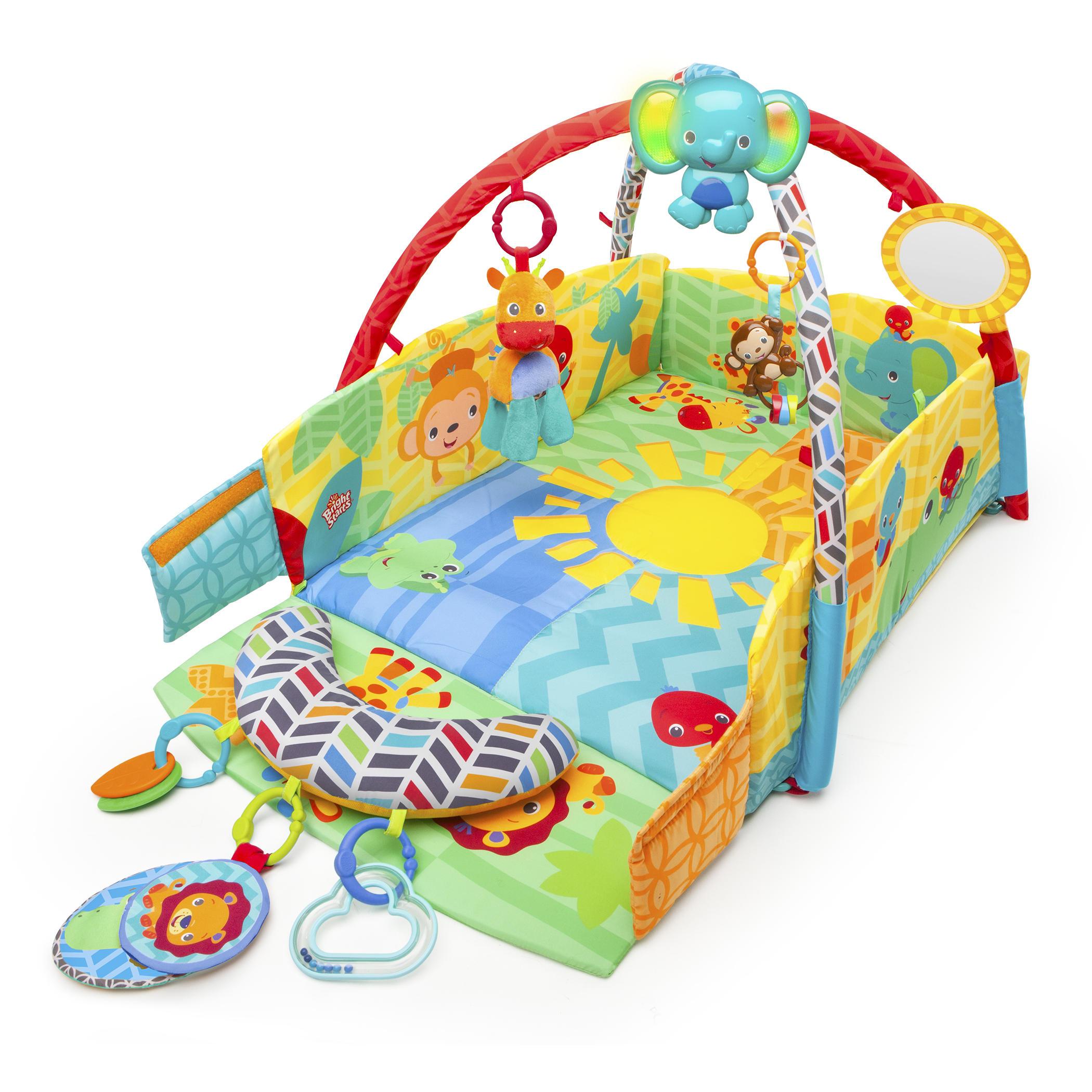 Sunny Safari™ Baby's Play Place™ Activity Gym
