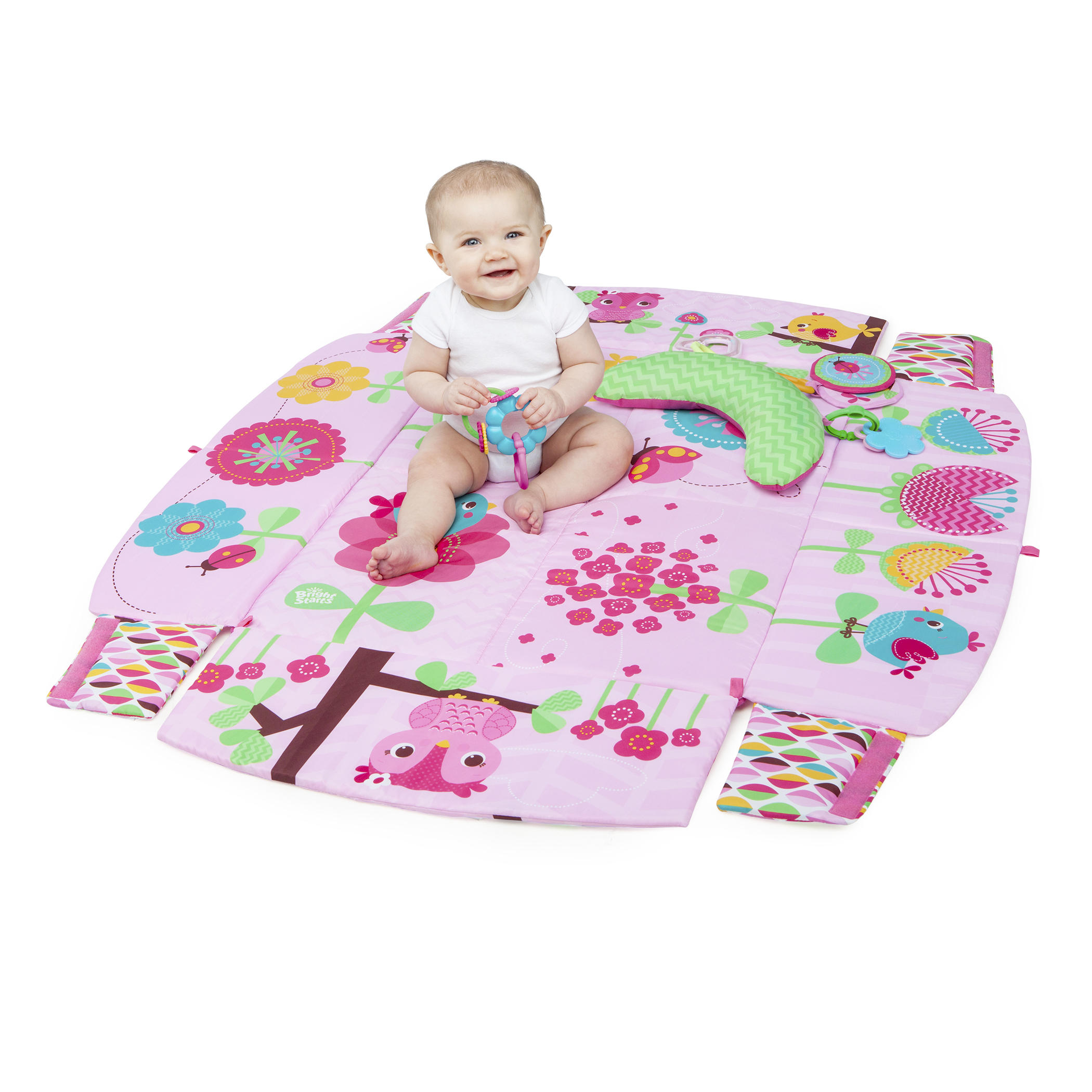 Sweet Songbirds™ Baby's Play Place™ Activity Gym