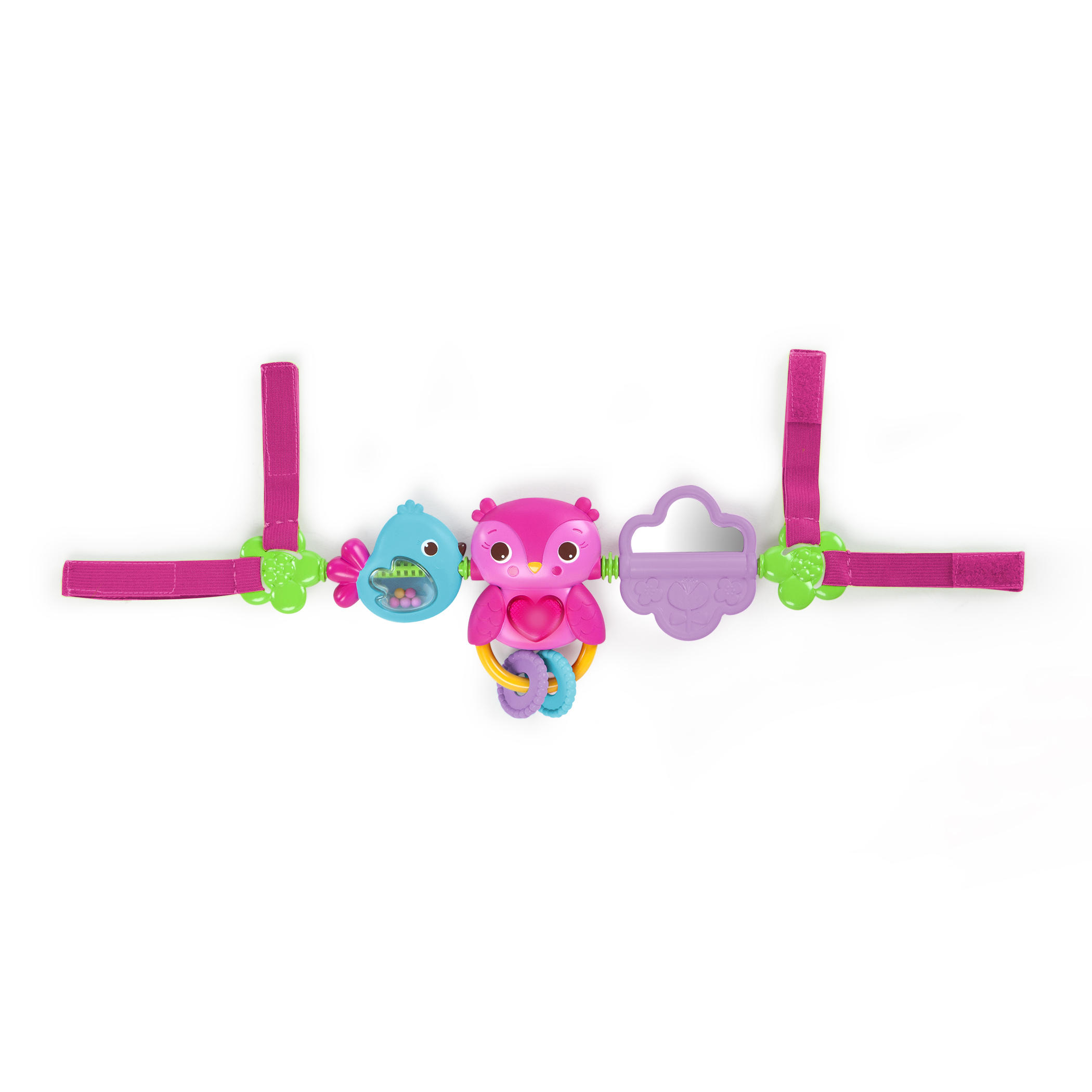 Busy Birdies Carrier Toy Bar™ Take-Along Toy