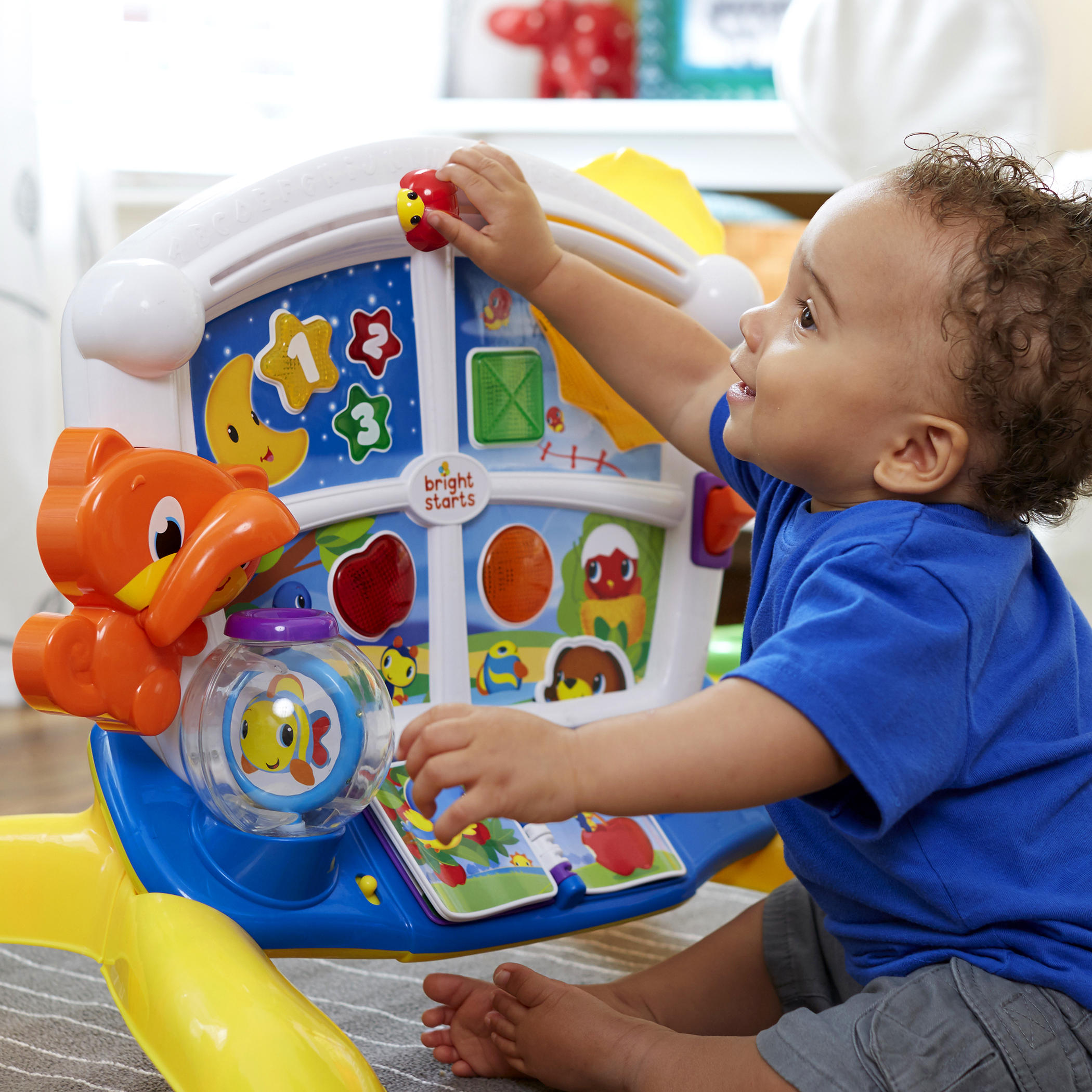 Learn & Giggle Activity Station™