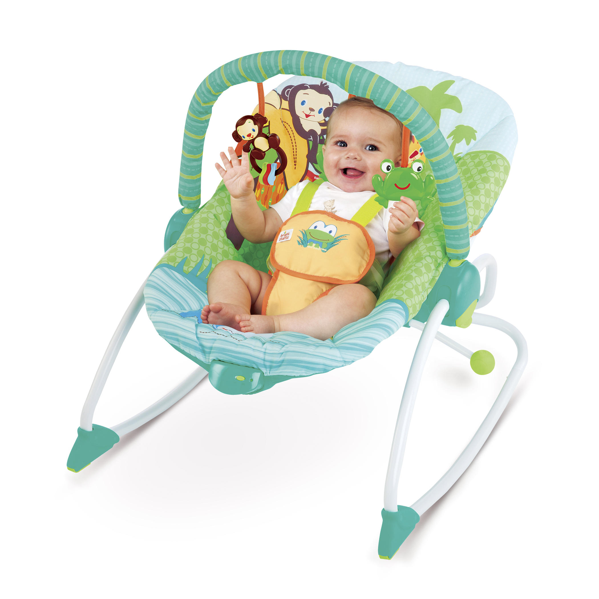 Peek-a-Zoo™ 3-in-1 Baby to Big Kid Rocker™