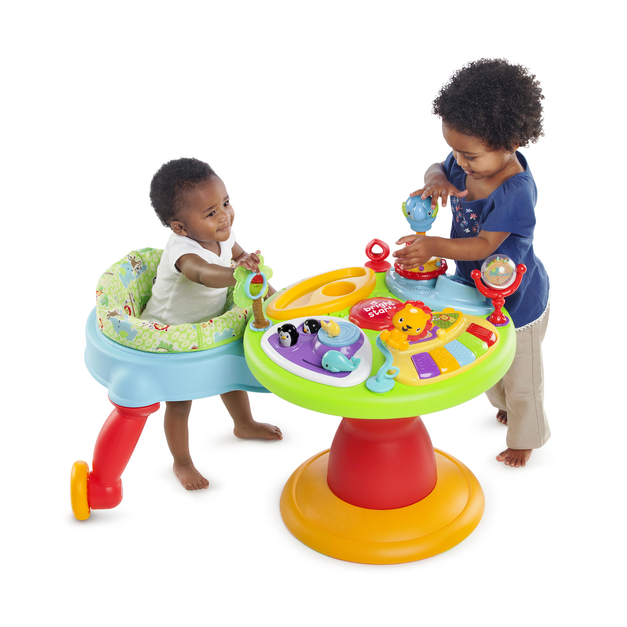 3-in-1 Around We Go™ Activity Center