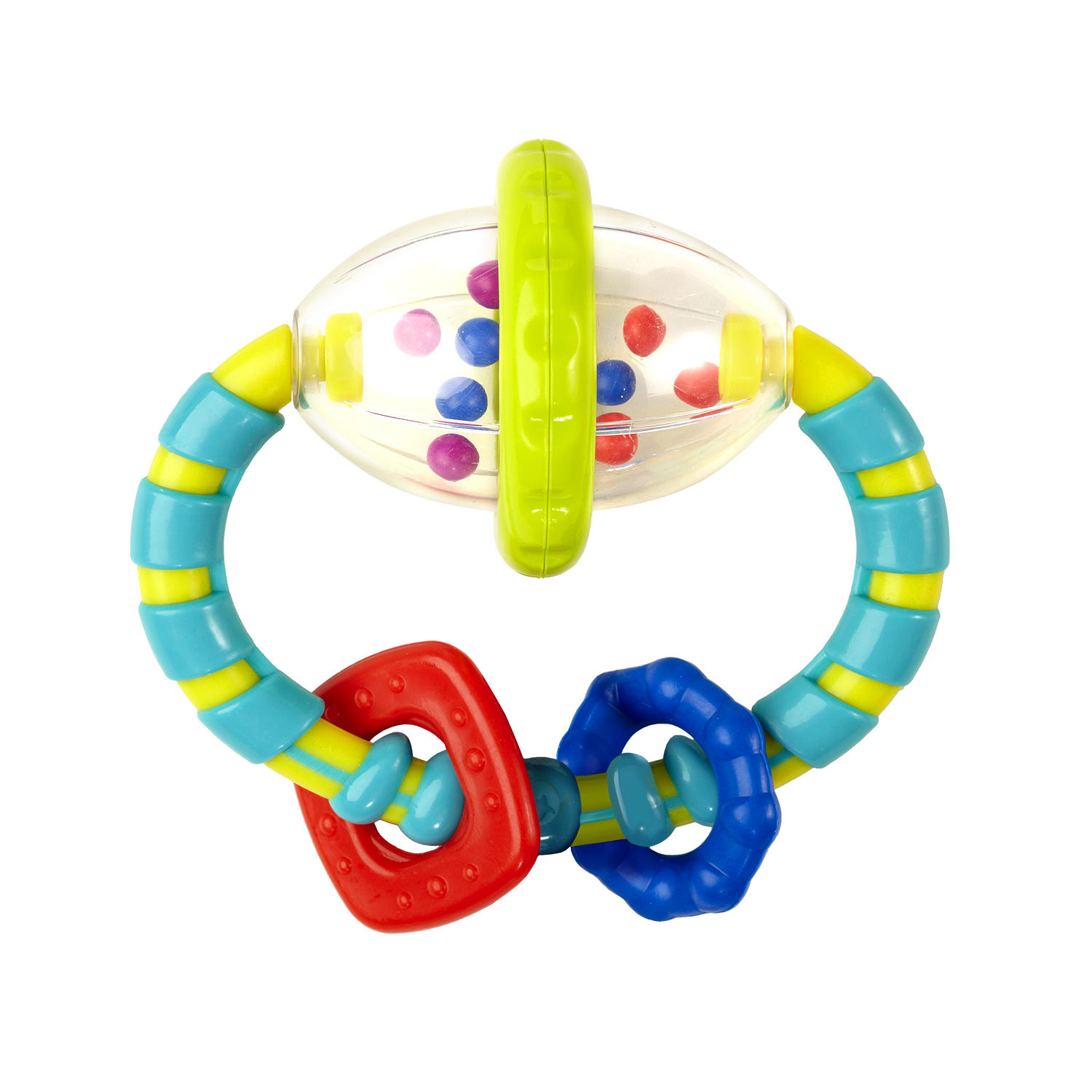 Grab & Spin™ Rattle Toy