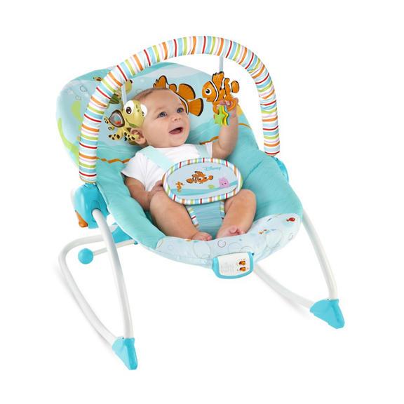 Finding Nemo Fins Amp Friends Infant To Toddler Rocker
