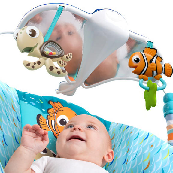 Finding Nemo See Amp Swim Bouncer