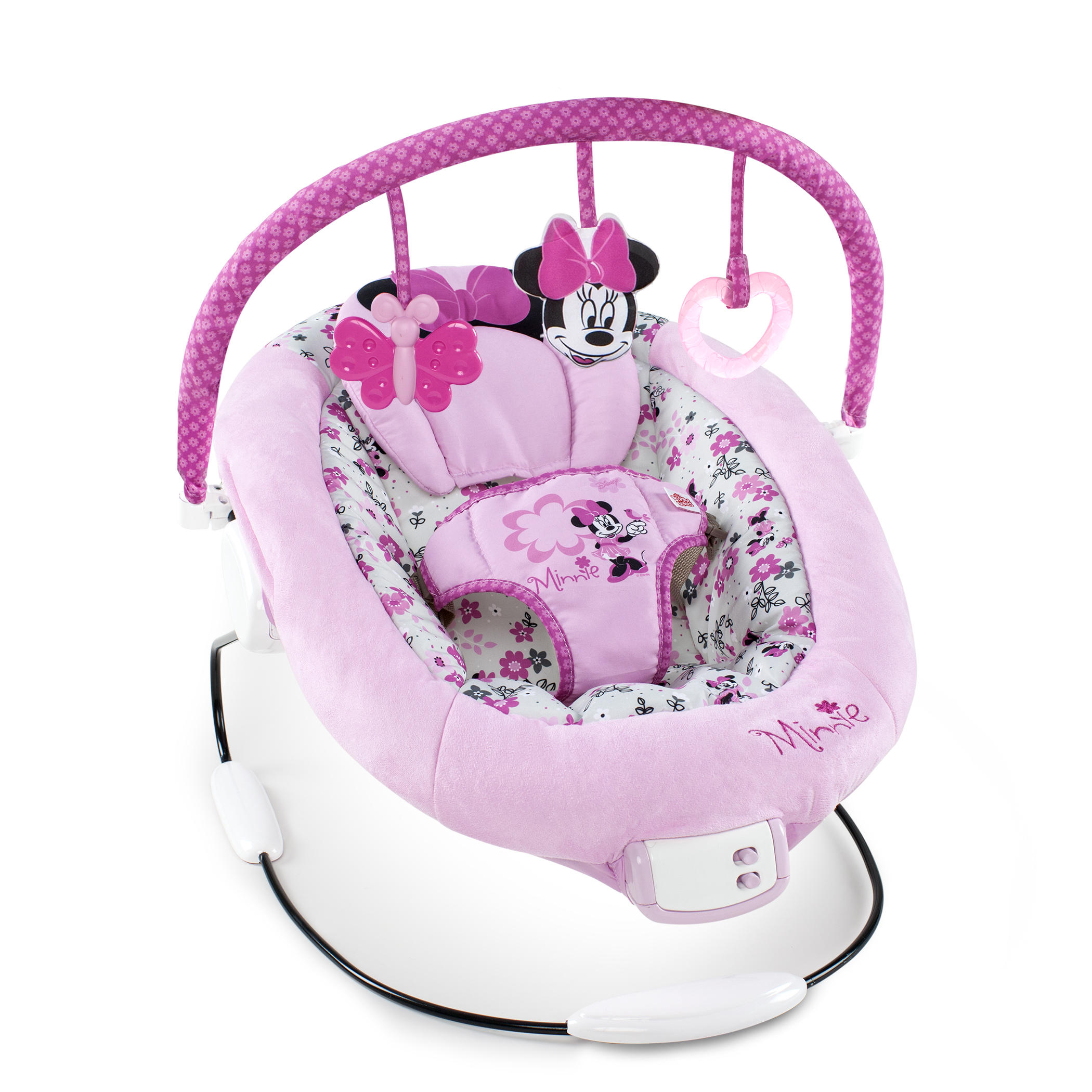 MINNIE MOUSE Garden Delights Bouncer