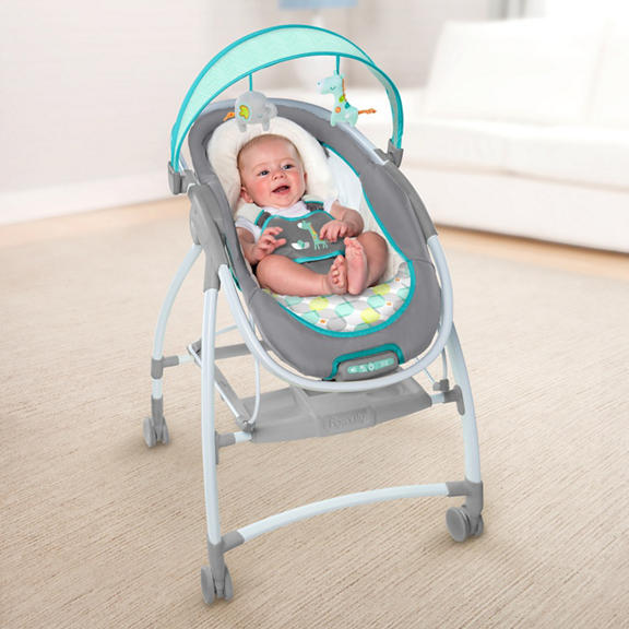 Inreach Mobile Lounger And Bouncer Quincy