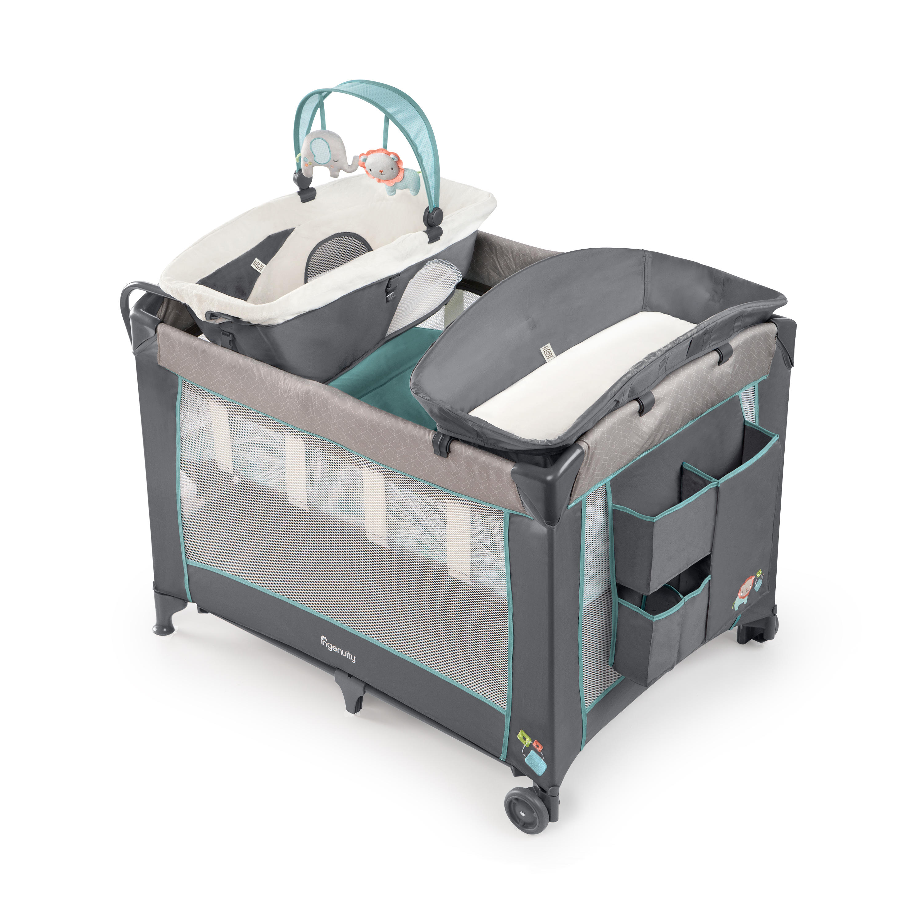 Smart and Simple Playard™ - Candler™