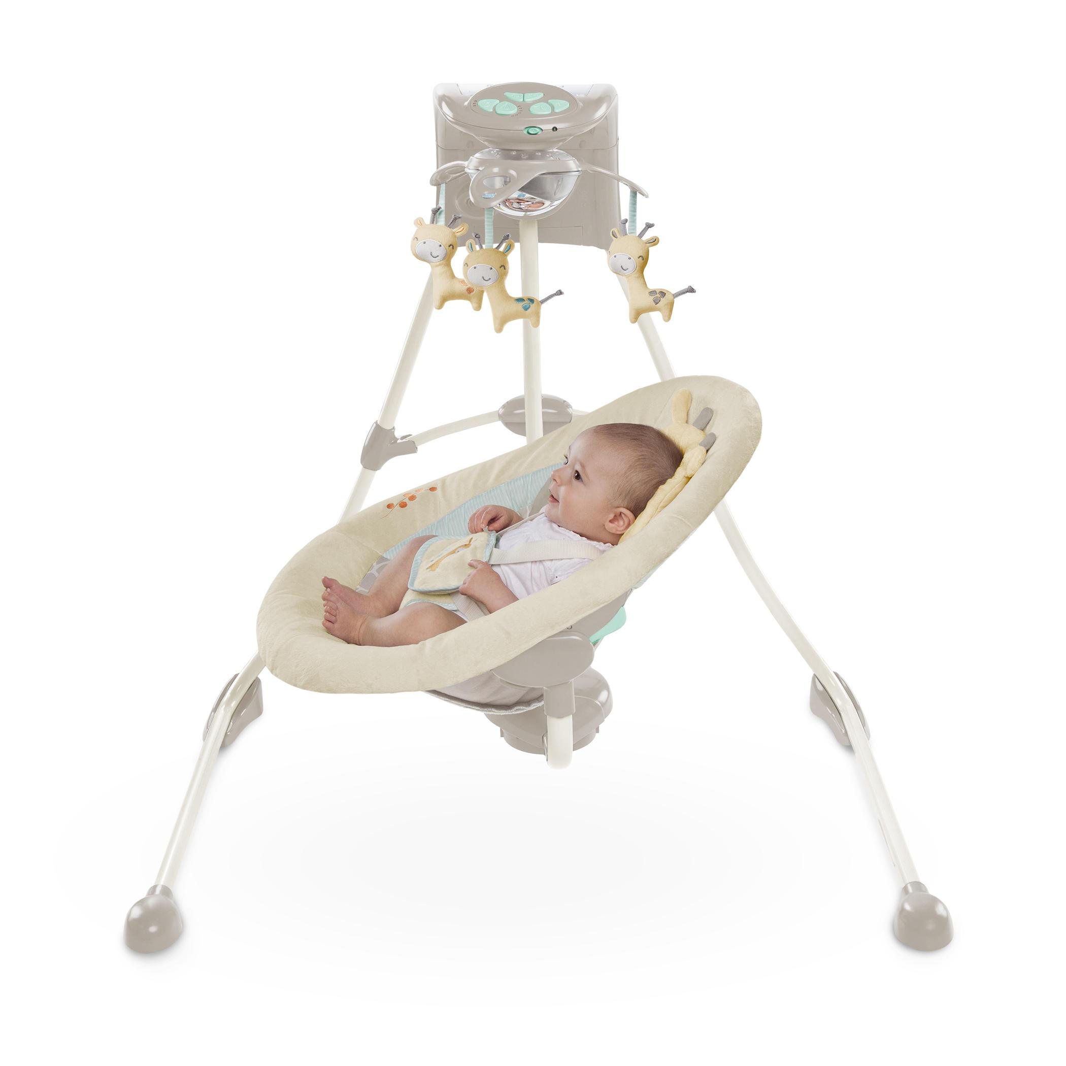 InLighten Cradling Swing™ - Cuddle Giraffe™