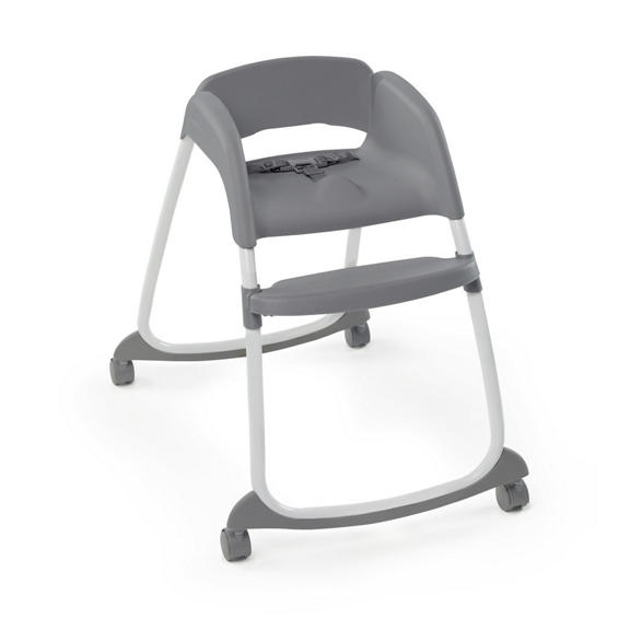 Smartclean Trio 3 In 1 High Chair Slate