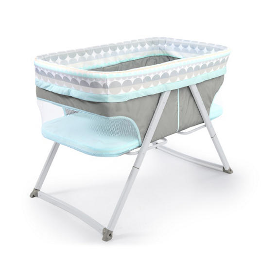 Reinventing baby toys and gear for over 40 years kids ii ingenuity foldaway rocking bassinet juniper fandeluxe Gallery
