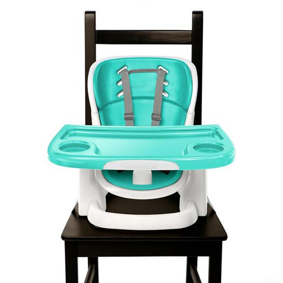 Smartclean Chairmate High Chair Seaside Green