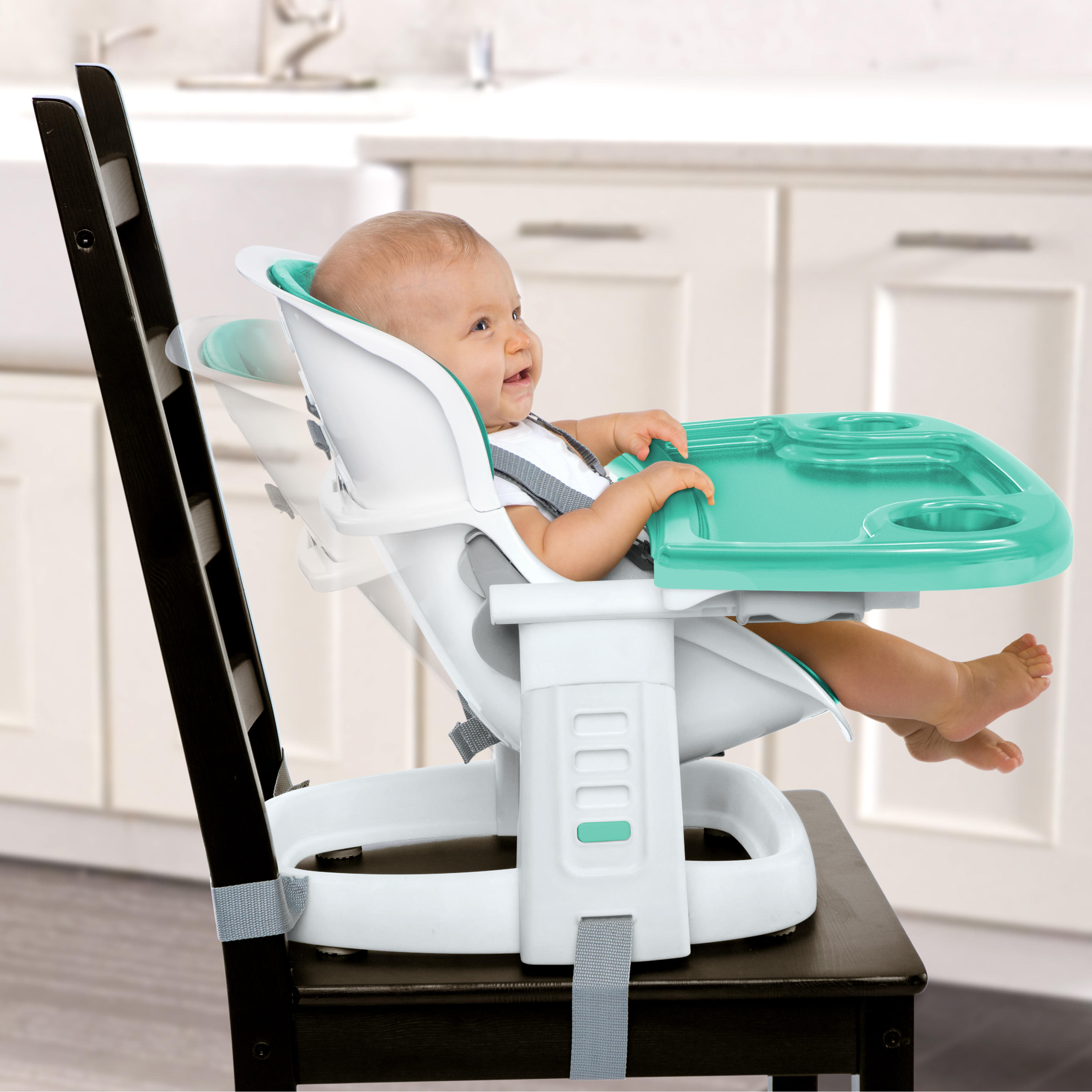 SmartClean ChairMate High Chair™ - Seaside Green